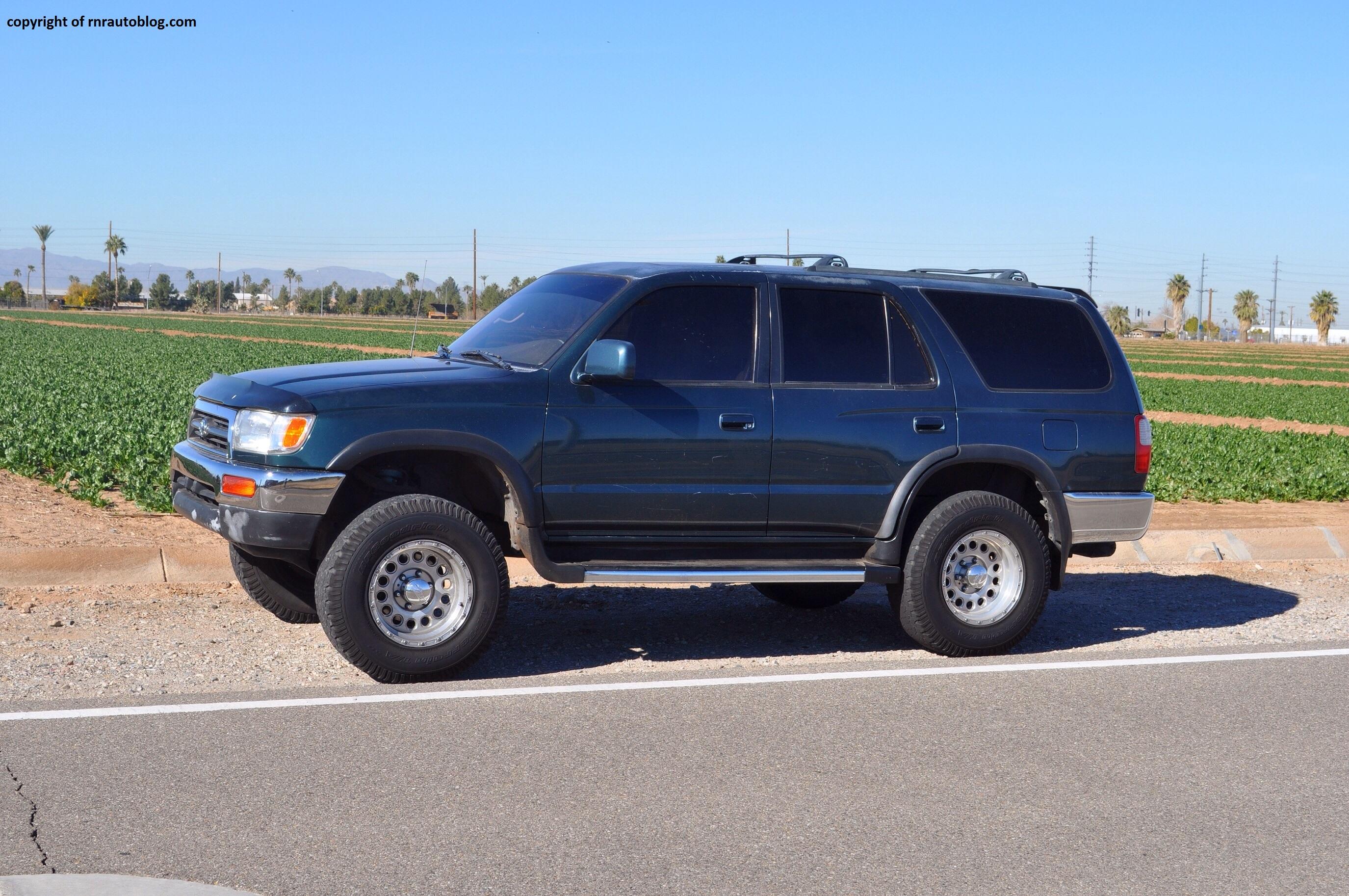 1997 toyota 4runner sr5 review rnr automotive blog 1997 toyota 4runner sr5 review rnr