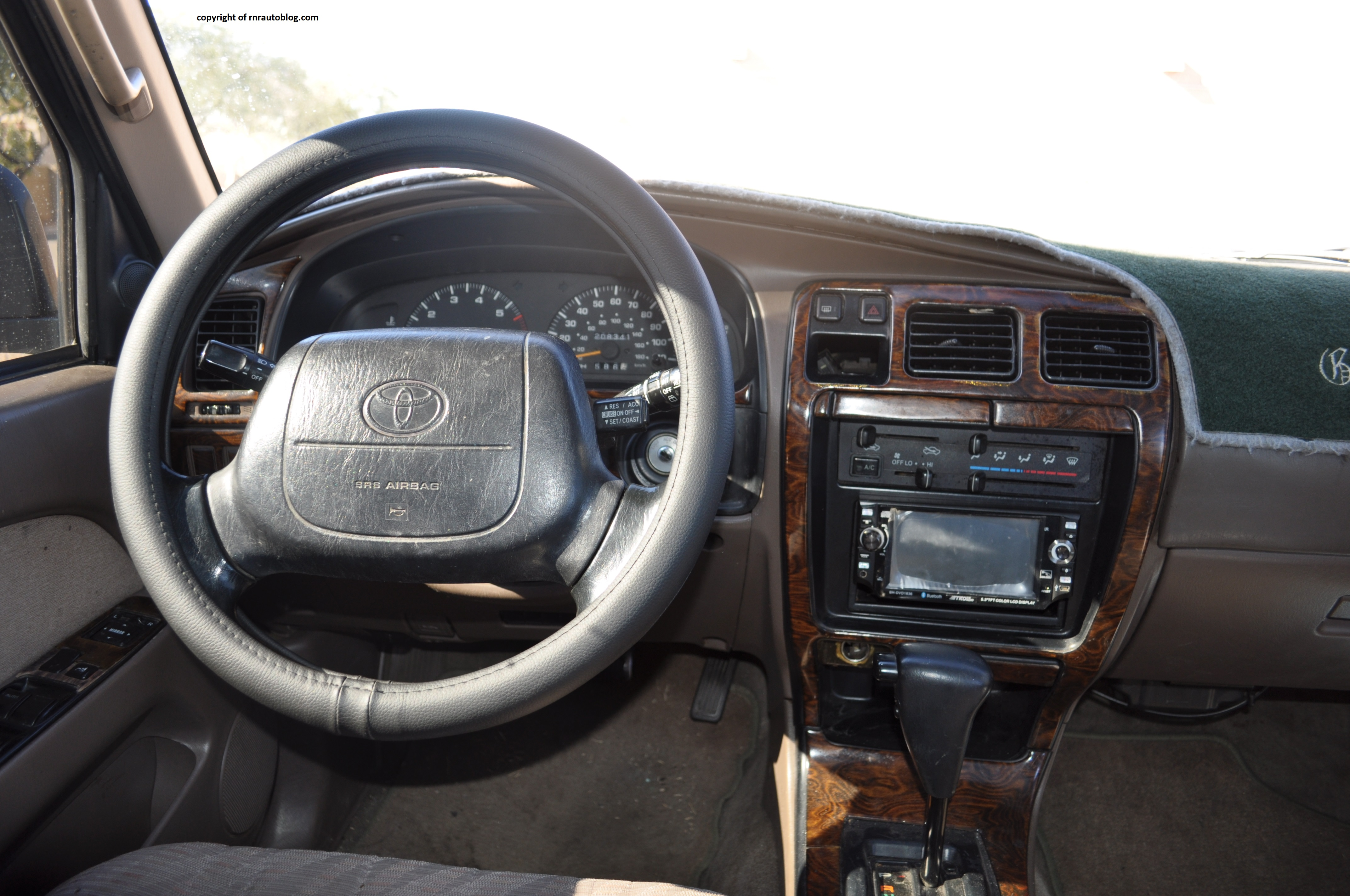 Driving The 4Runner Feels Like A Blast From The Past. The Steering Is A  Little Bit On The Heavy Side, But It Is Responsive Overall. It Lacks Road  Feel, ...