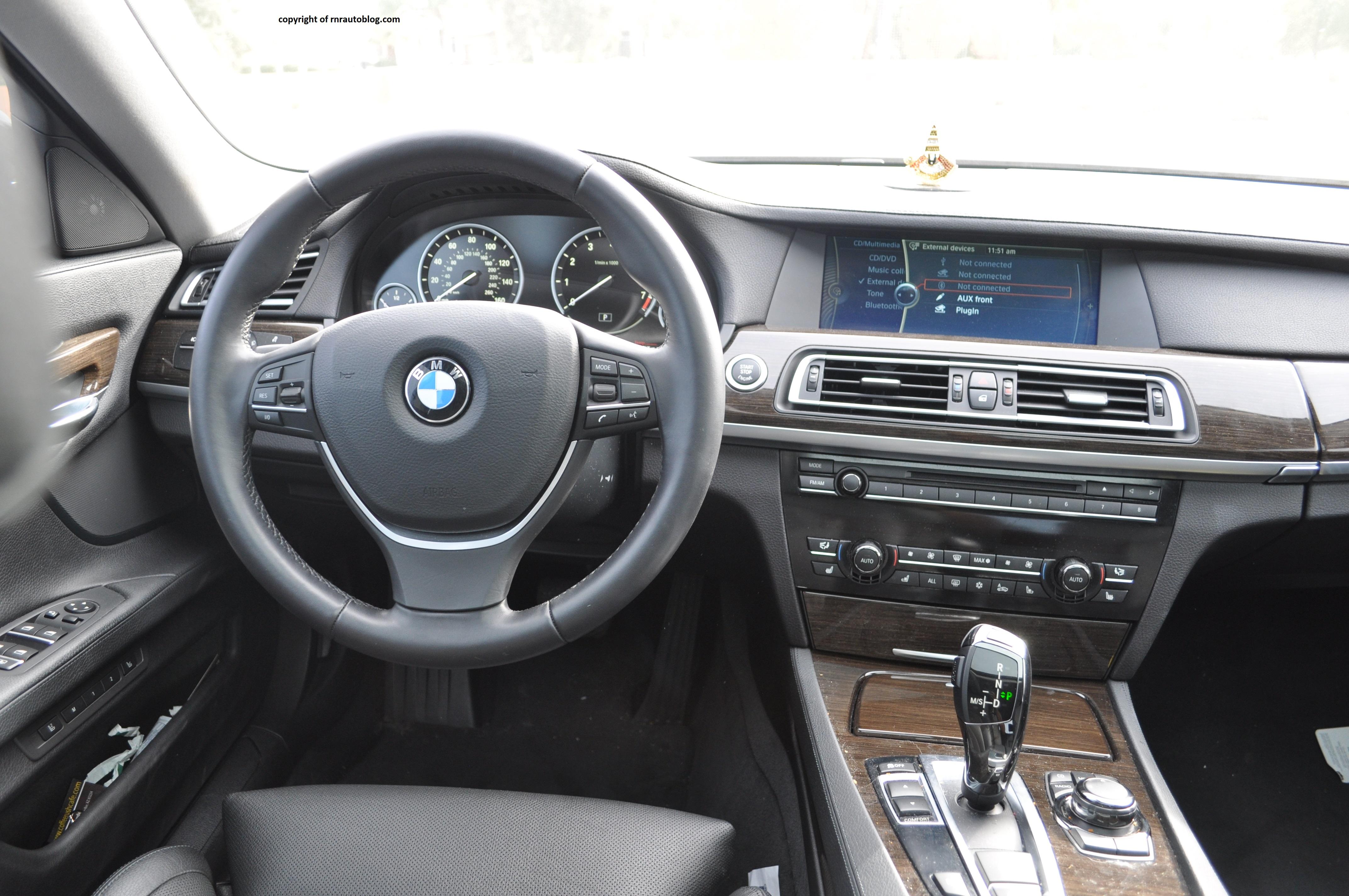 2011 BMW 740Li Review