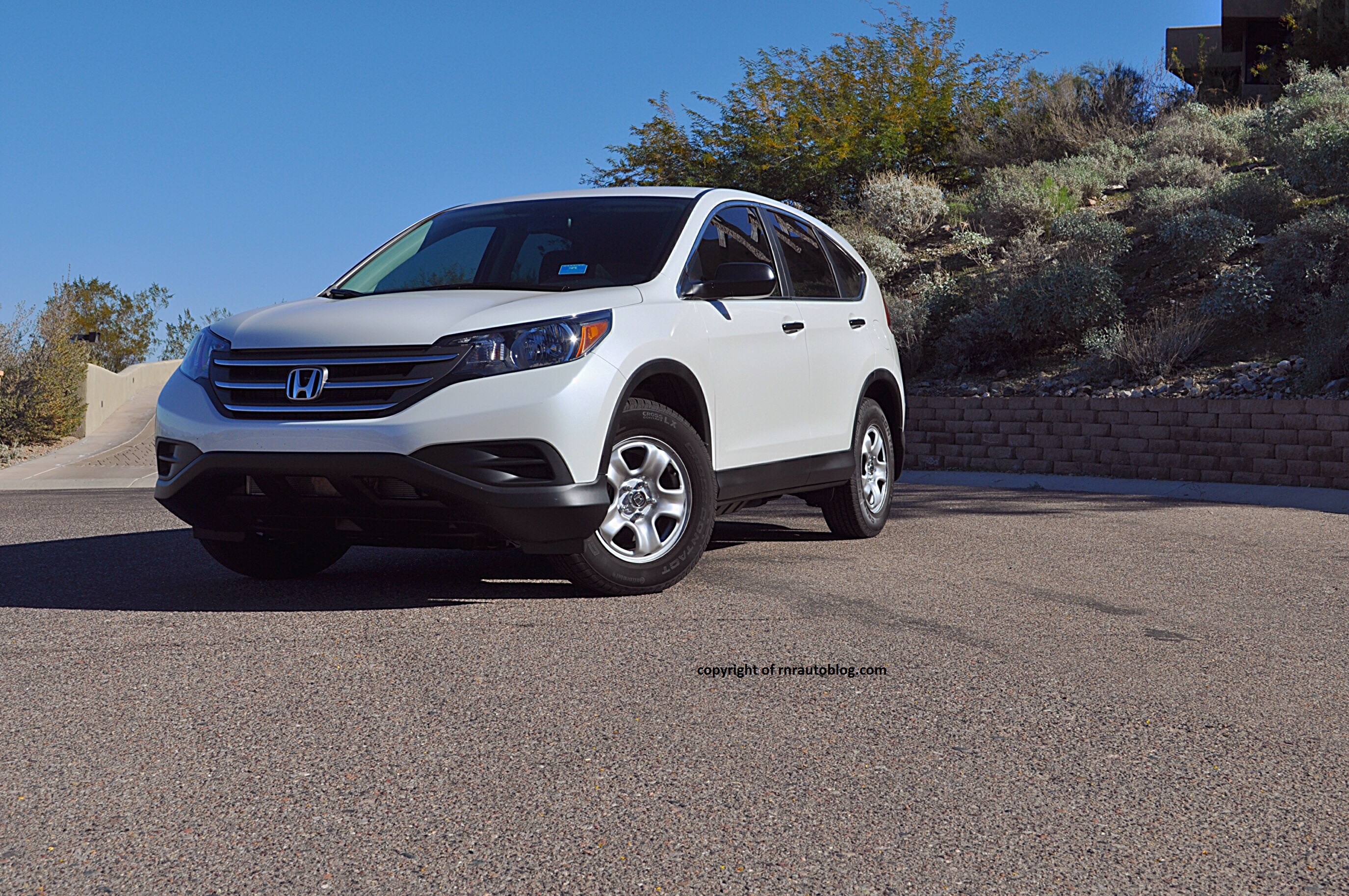 2014 Honda CR V LX Review