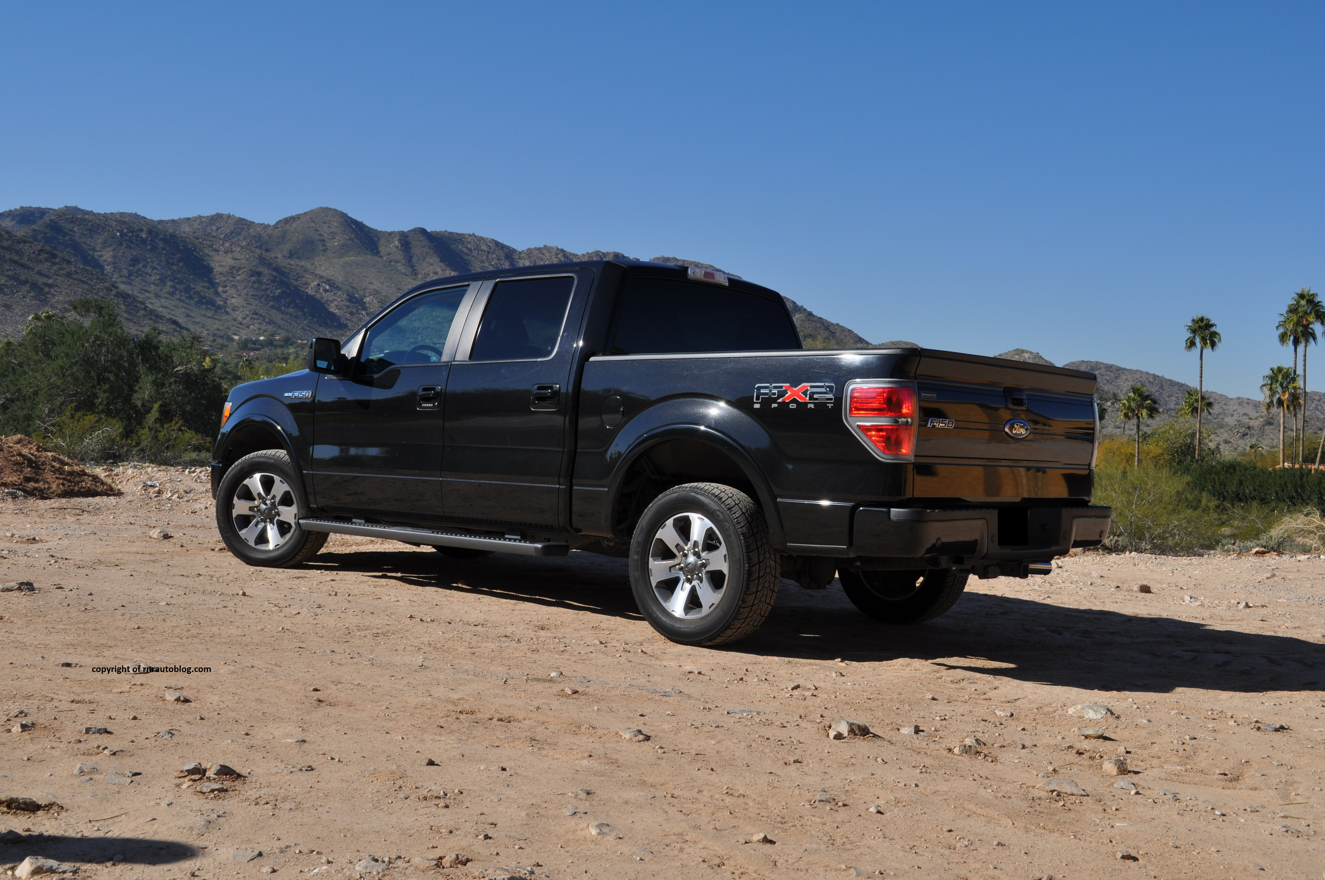 2010 ford f150 fx2 sport review rnr automotive blog. Black Bedroom Furniture Sets. Home Design Ideas