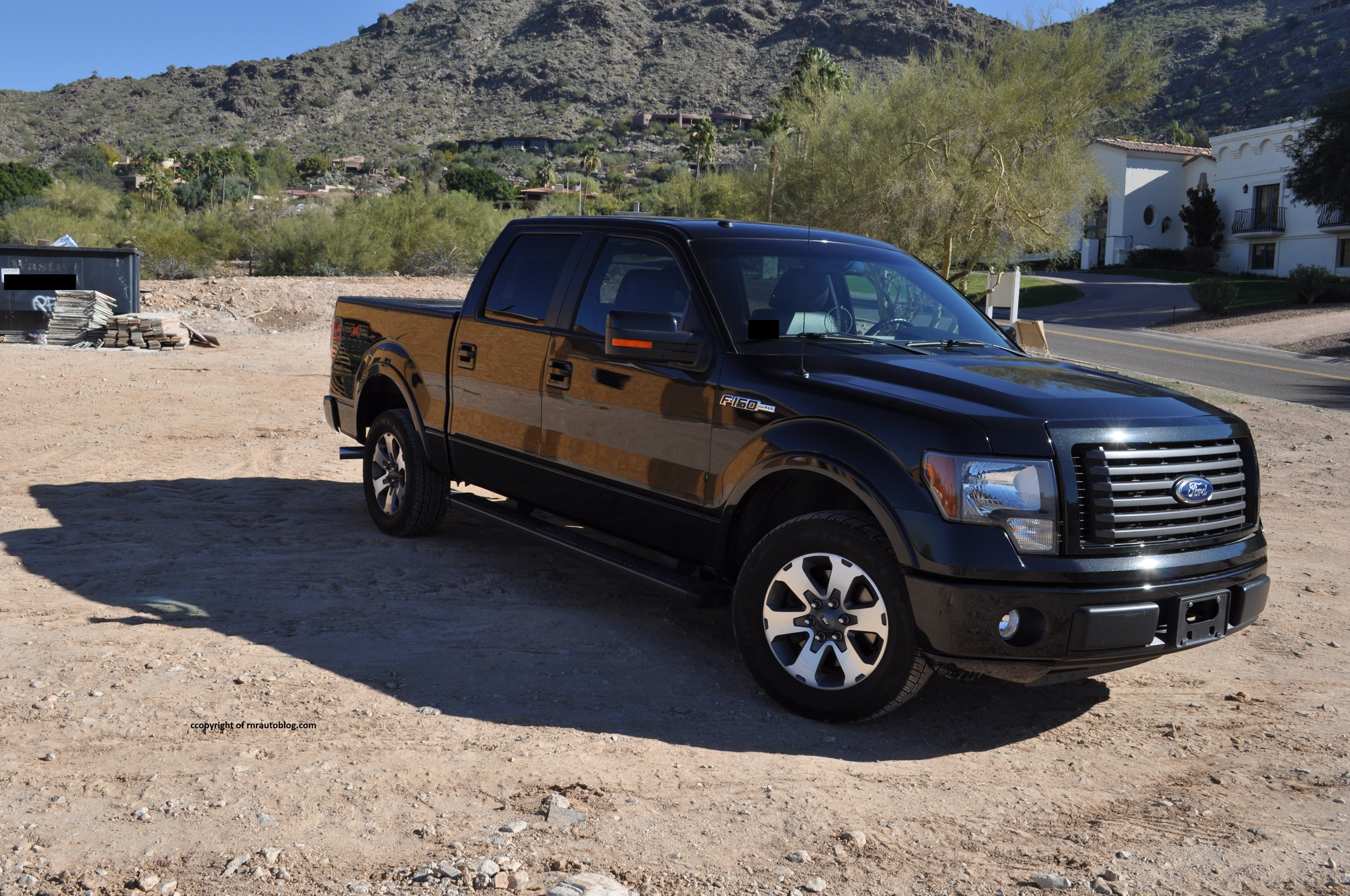 2010 Ford F150 FX2 Sport Review | RNR Automotive Blog