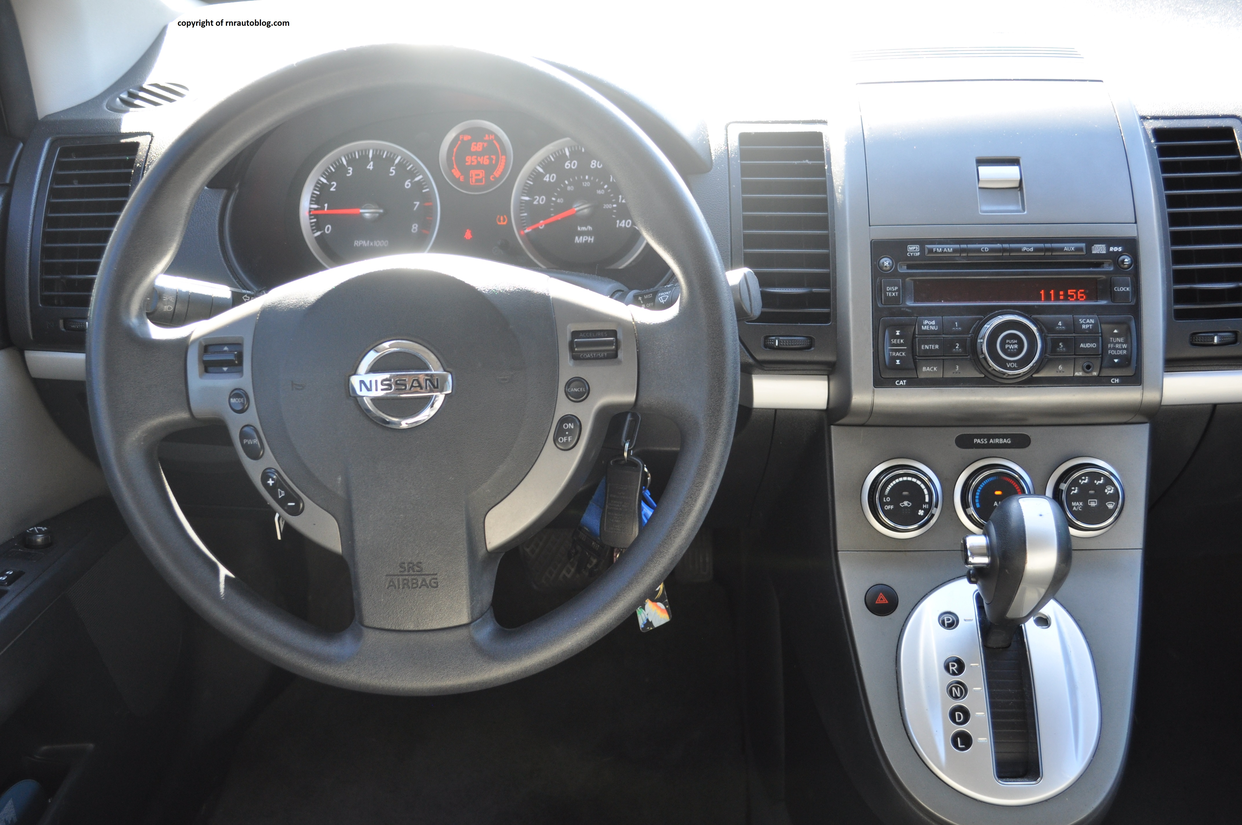 2010 Nissan Sentra 2 0s Review Rnr Automotive Blog