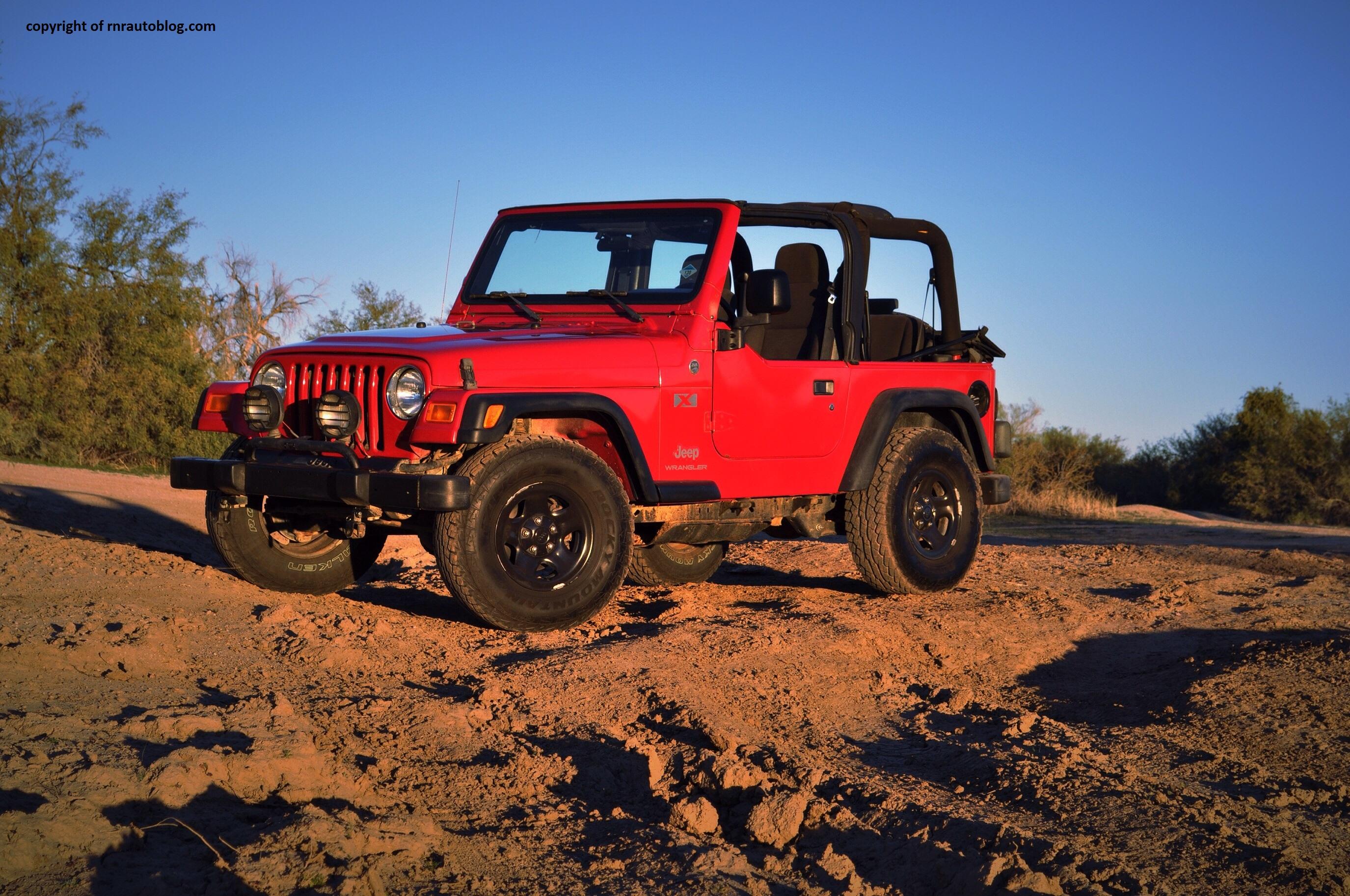 2005 Jeep Wrangler X Review | RNR Automotive Blog