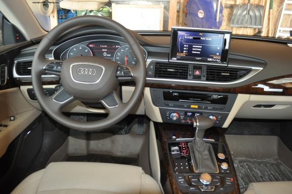 a7 interior