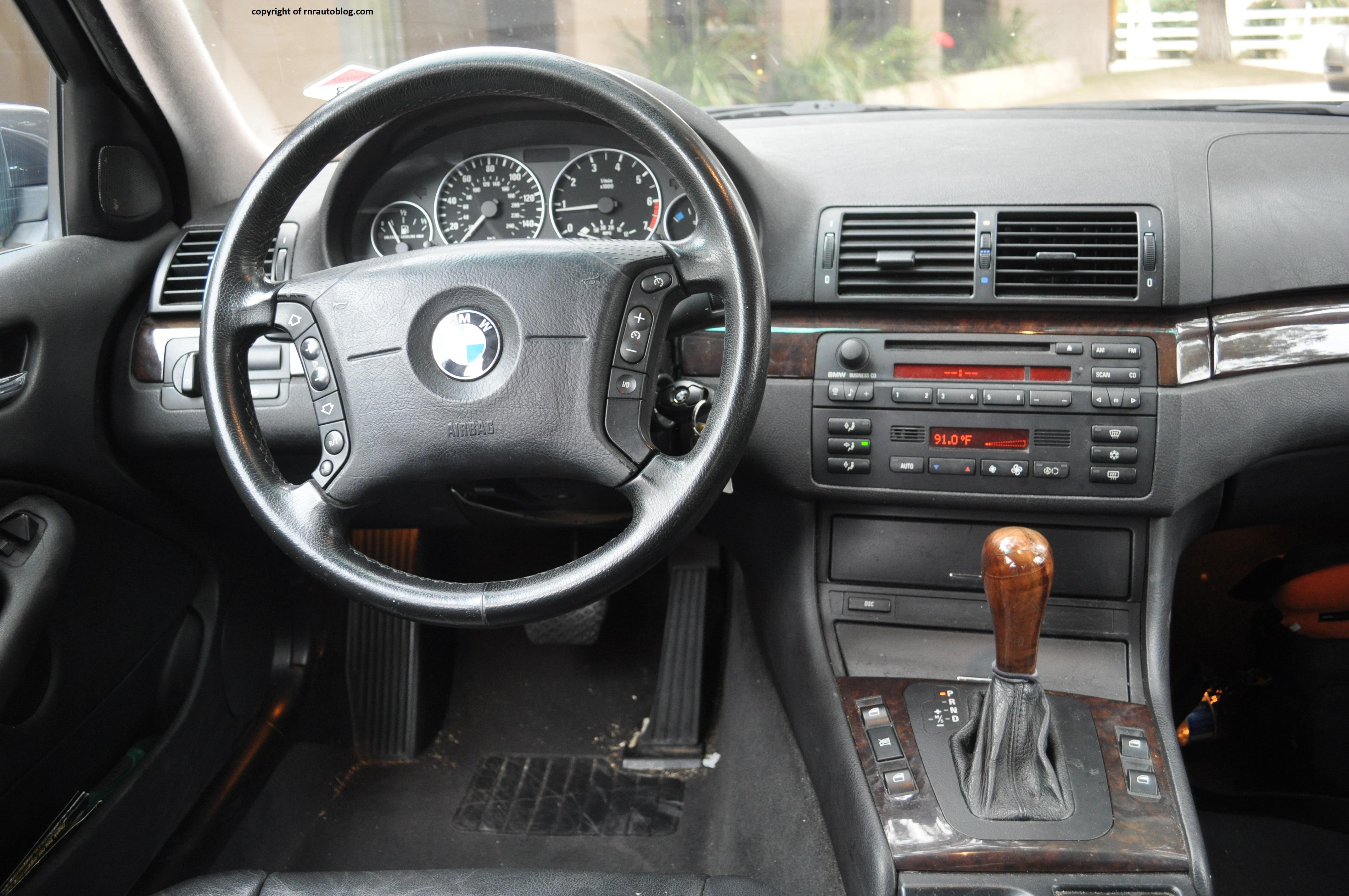 BMW I Review RNR Automotive Blog - 2001 bmw 328i