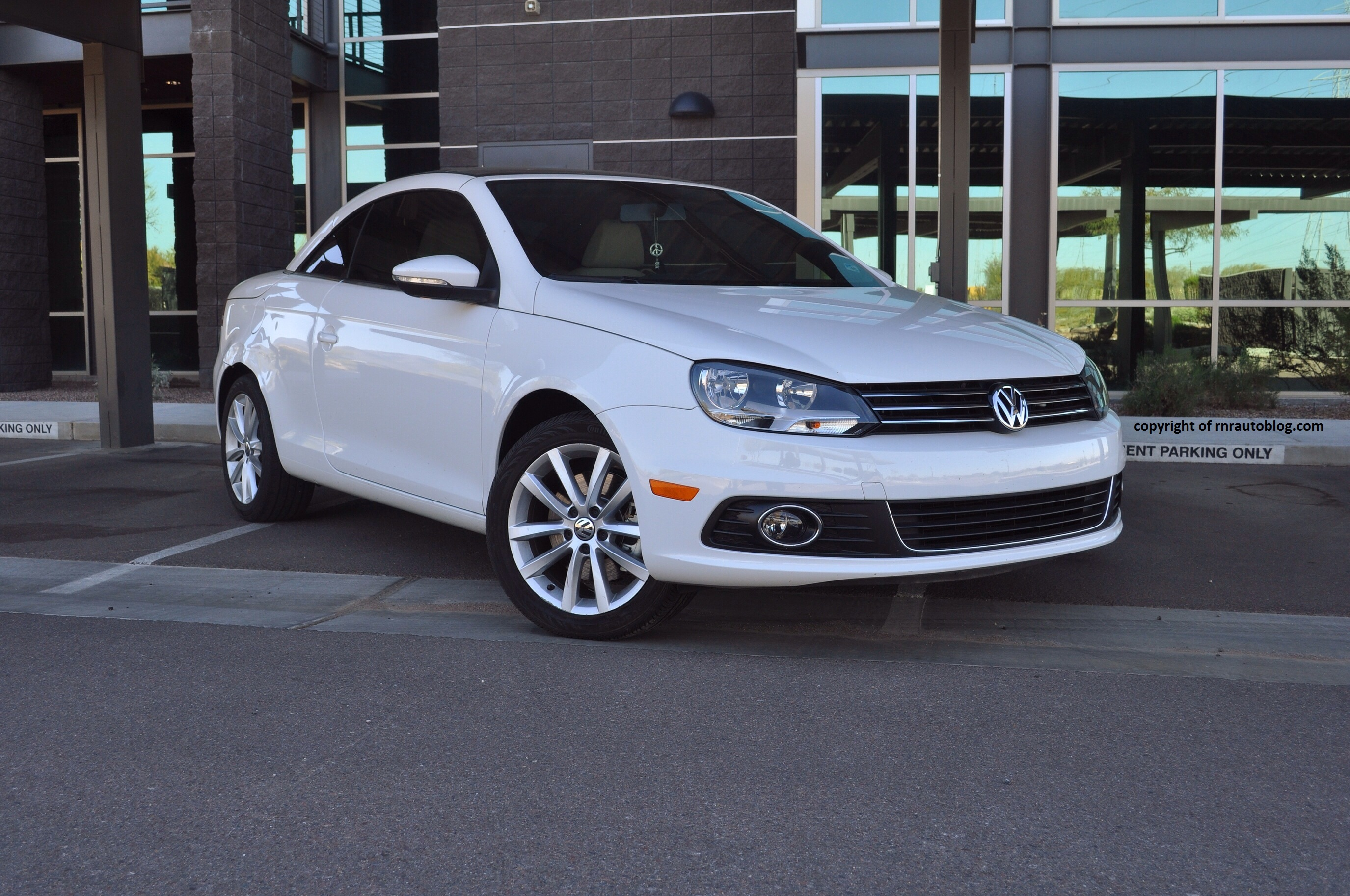 2012 Volkswagen Eos Komfort Review Rnr Automotive Blog