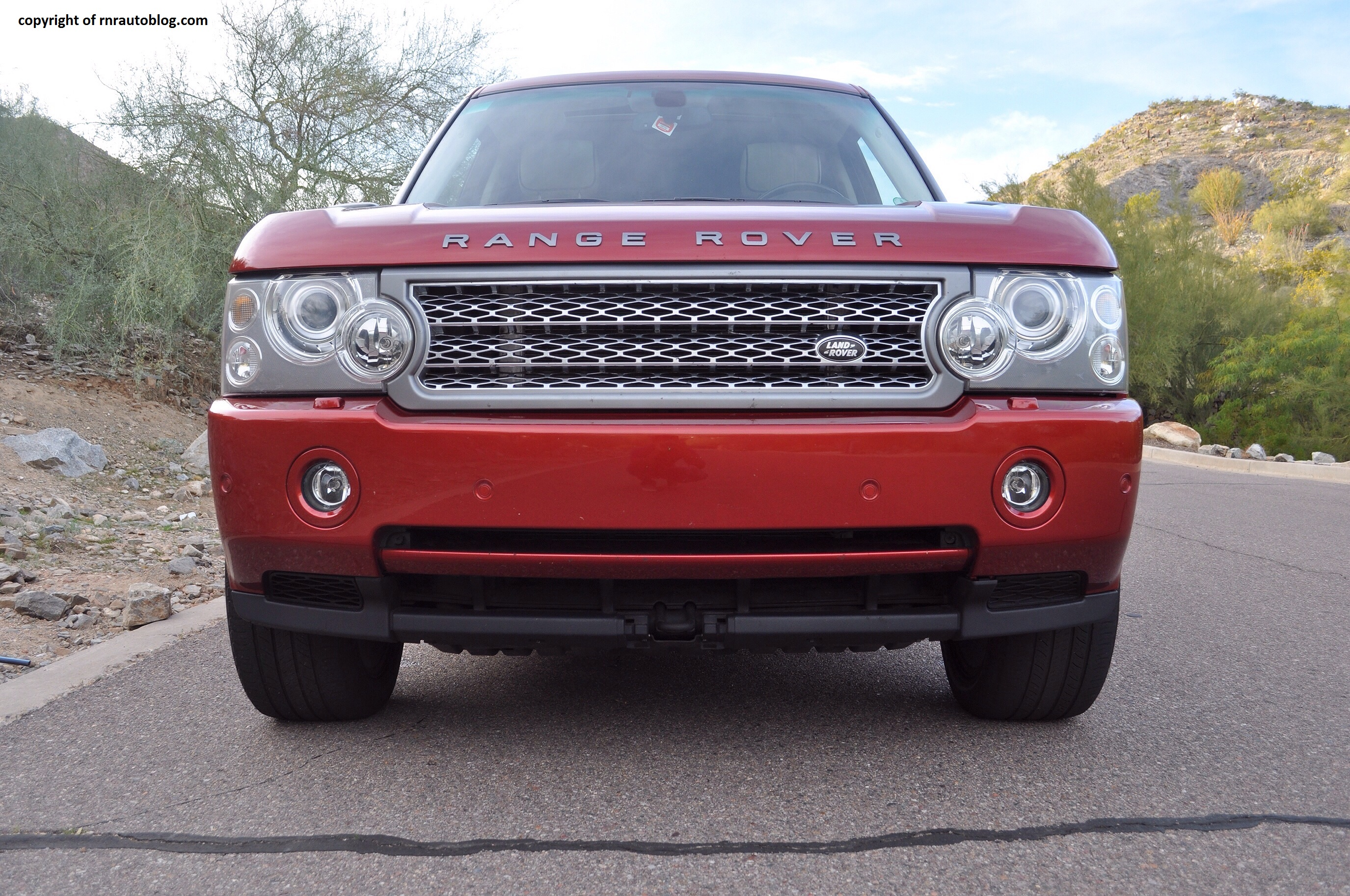 2006 Land Rover Range Rover Supercharged Review
