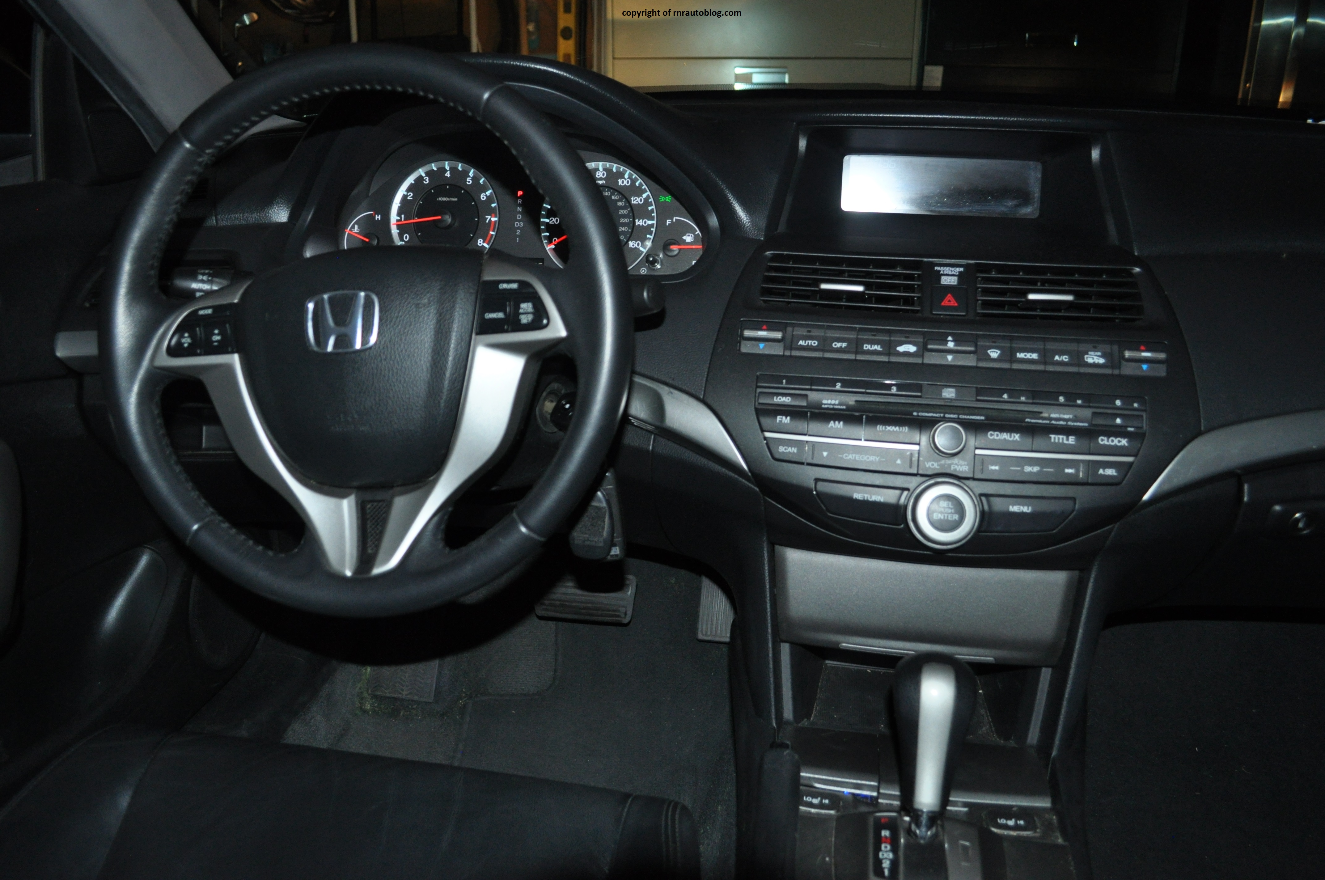 2008 Honda Accord Exl V6 Coupe Rnr Automotive Blog