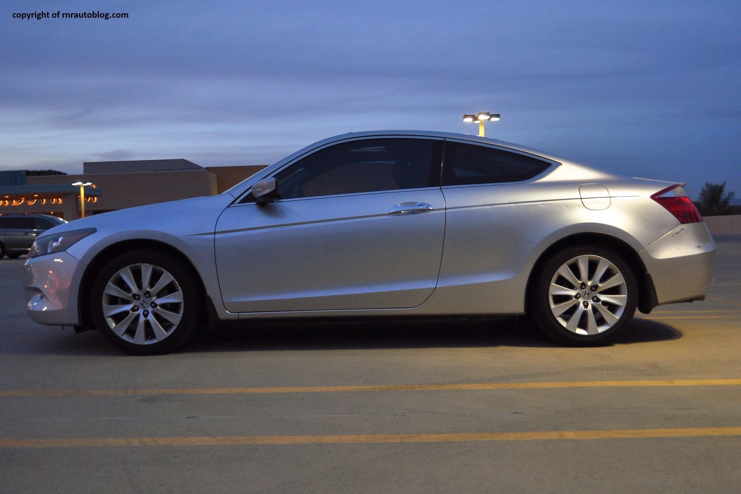 Honda Accord 2014 Coupe V6 >> 2008 Honda Accord EXL V6 Coupe | RNR Automotive Blog