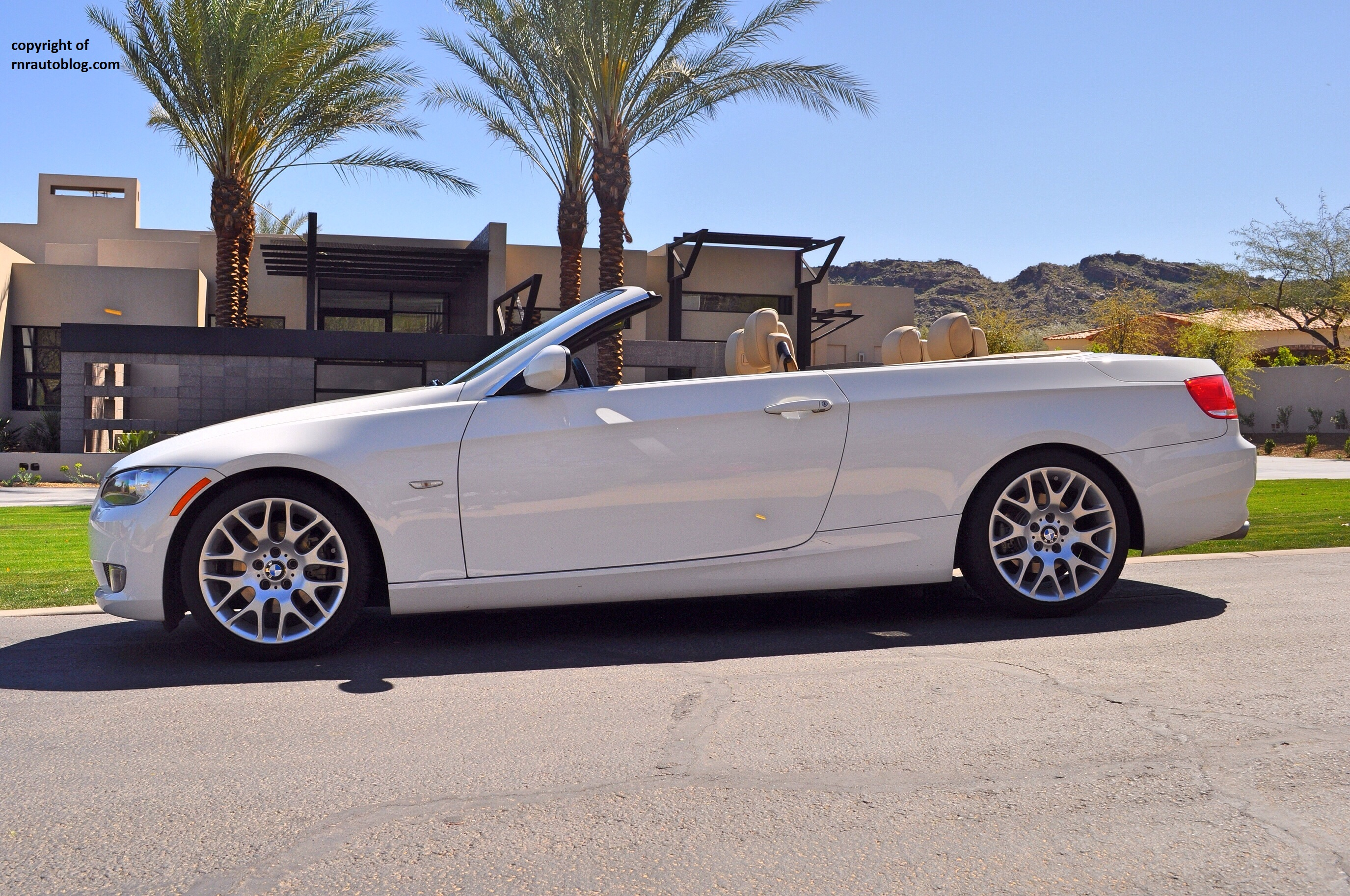 BMW I Convertible Review RNR Automotive Blog - Bmw 328i convertible