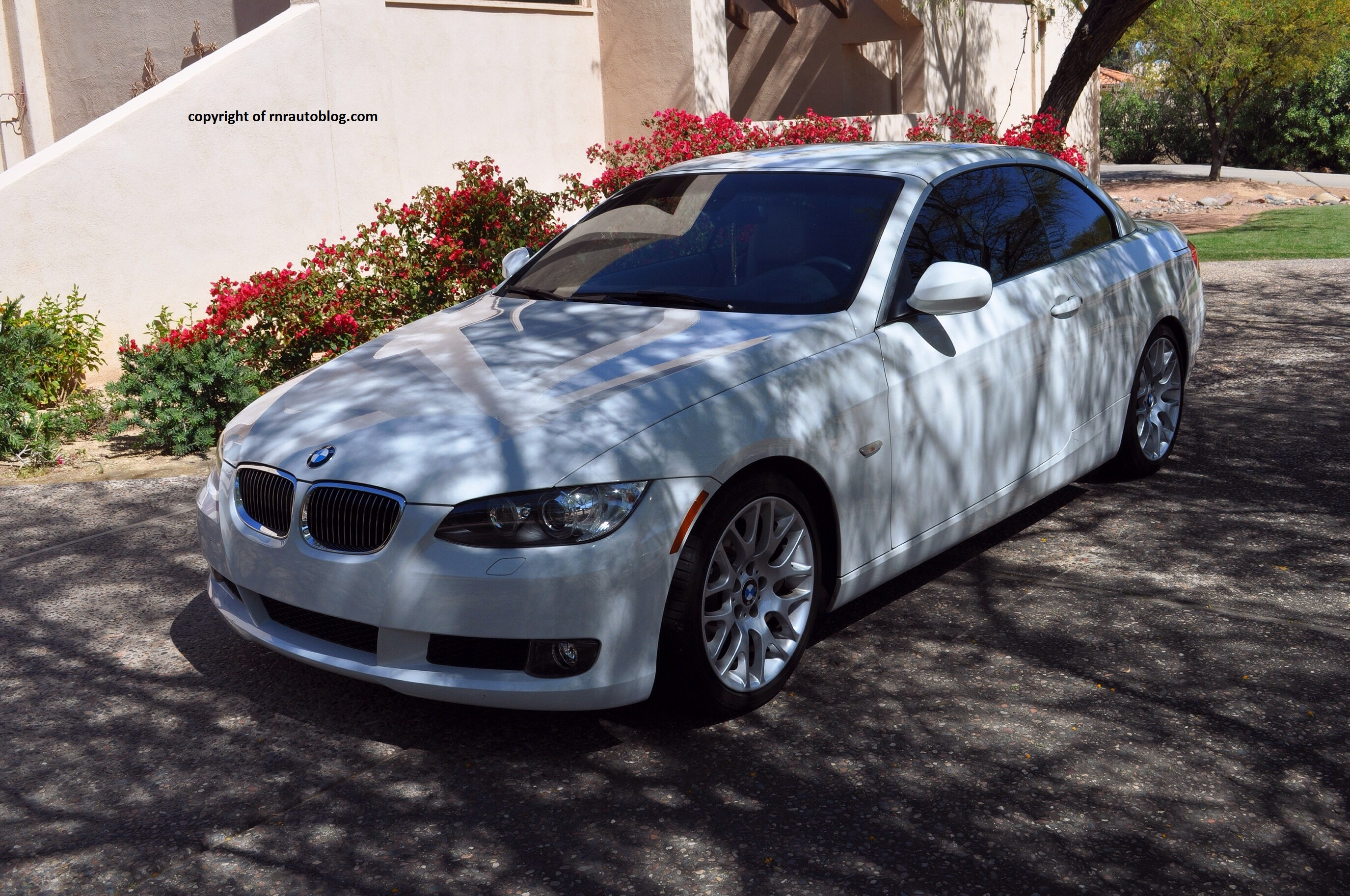 2009 Bmw 328i Convertible Review Rnr Automotive Blog
