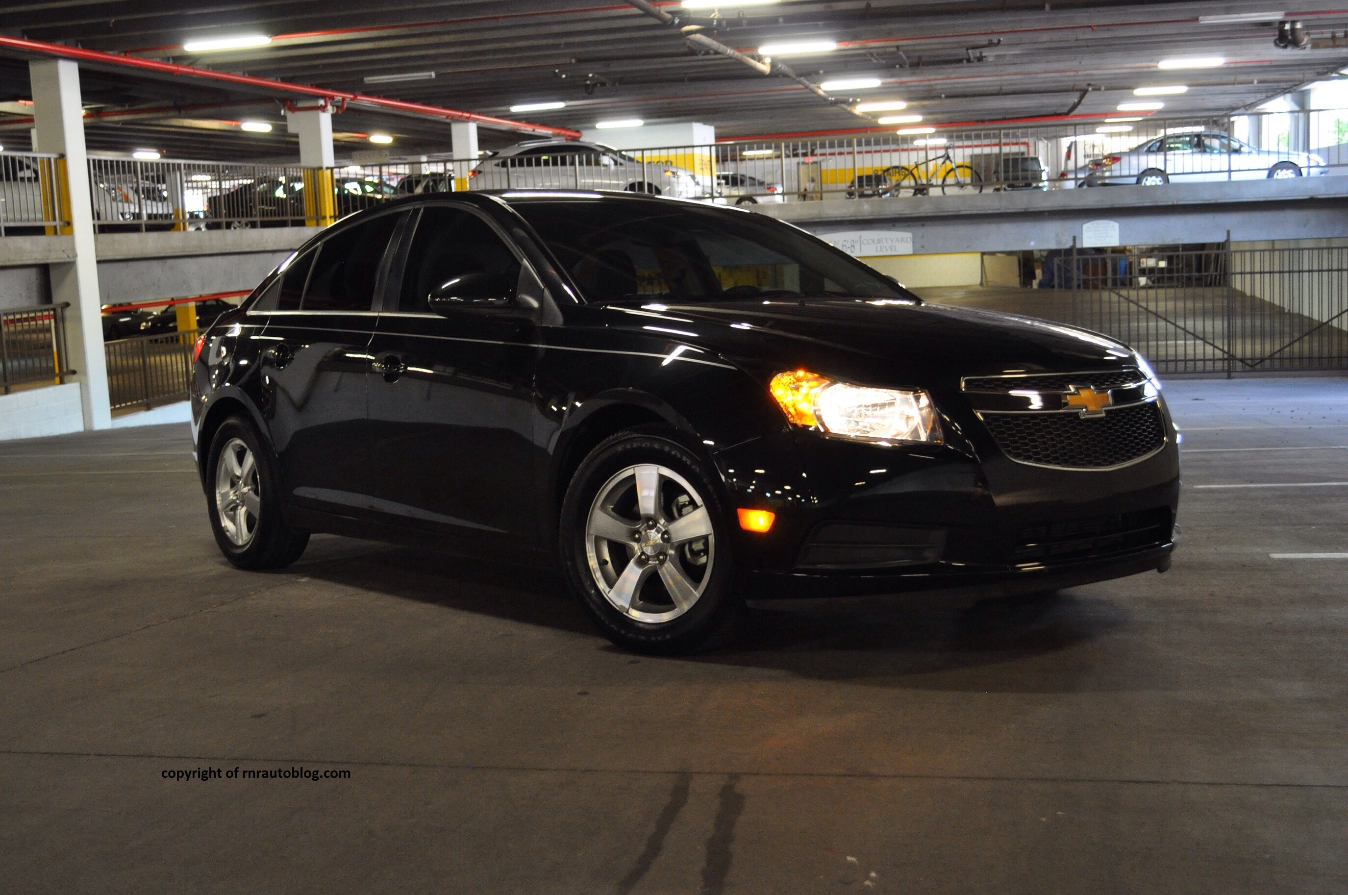 2013 chevrolet cruze lt review rnr automotive blog. Black Bedroom Furniture Sets. Home Design Ideas