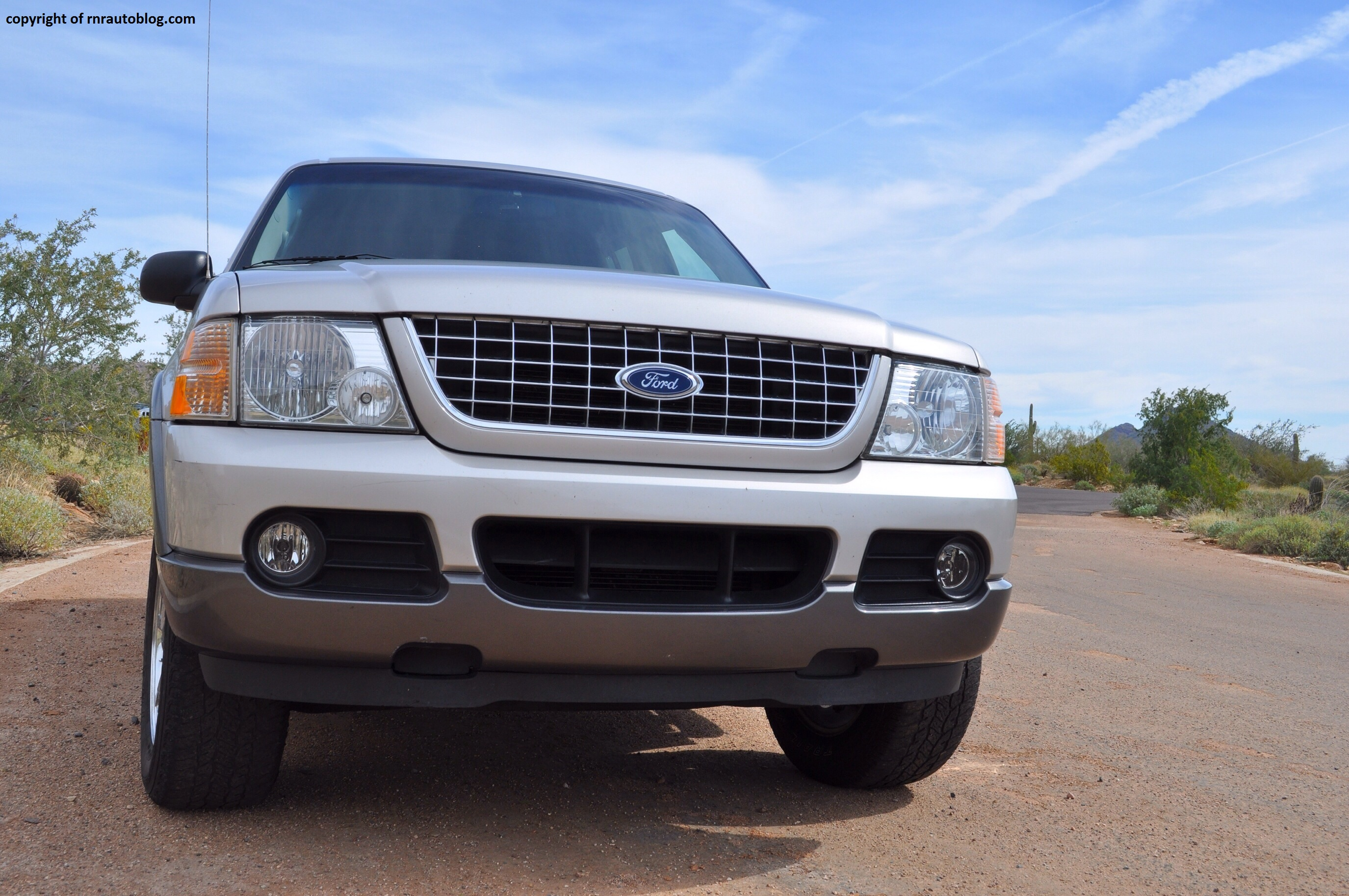 2004 ford explorer xlt review rnr automotive blog. Cars Review. Best American Auto & Cars Review