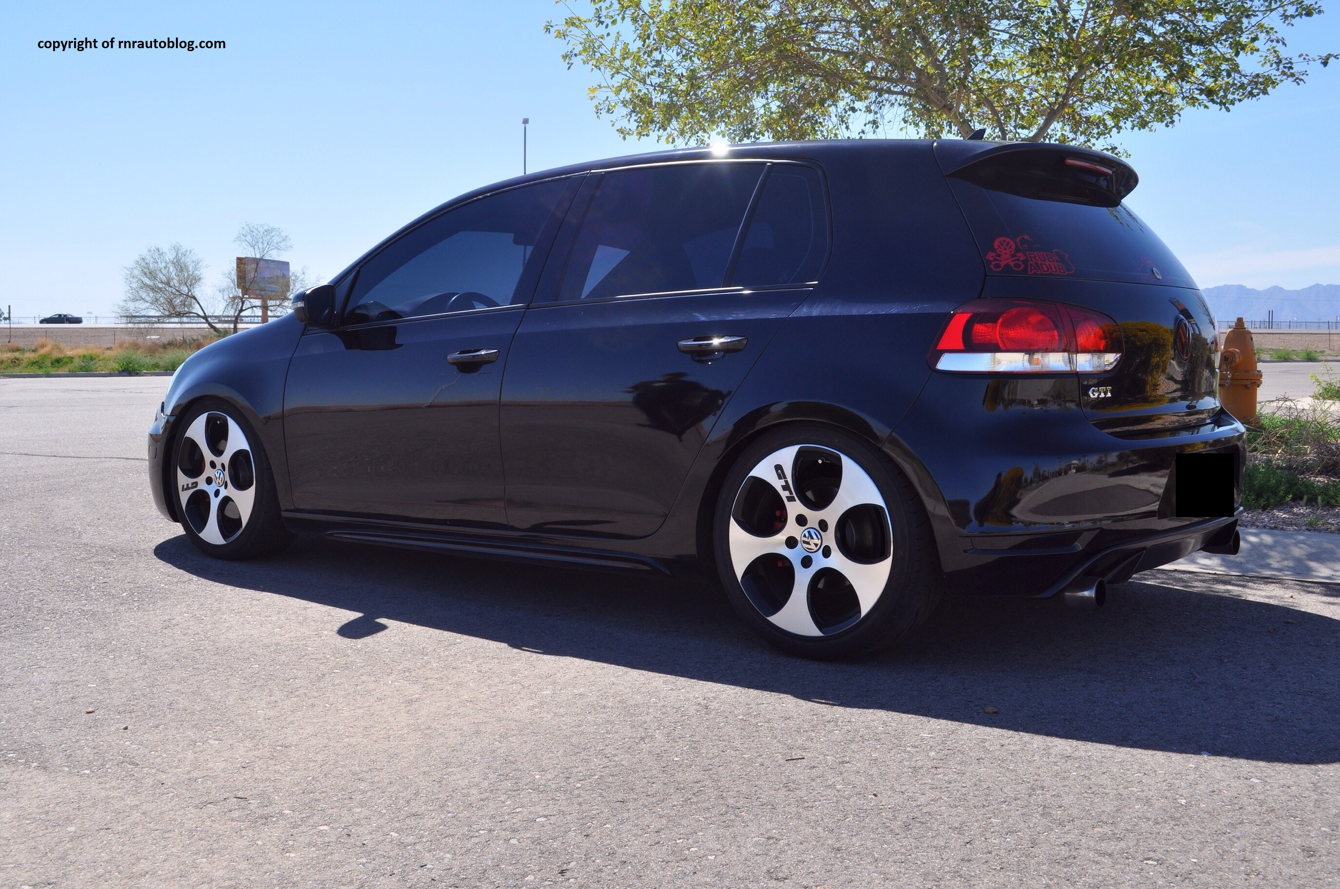 2012 volkswagen golf gti review rnr automotive blog. Black Bedroom Furniture Sets. Home Design Ideas