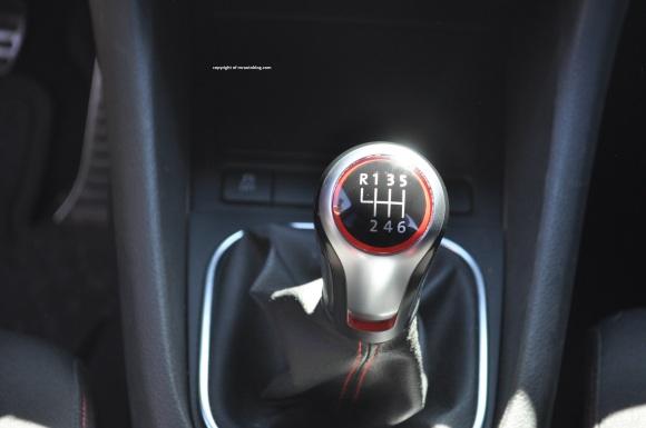 gti gear shift