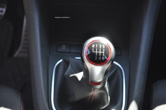 gti gear shift