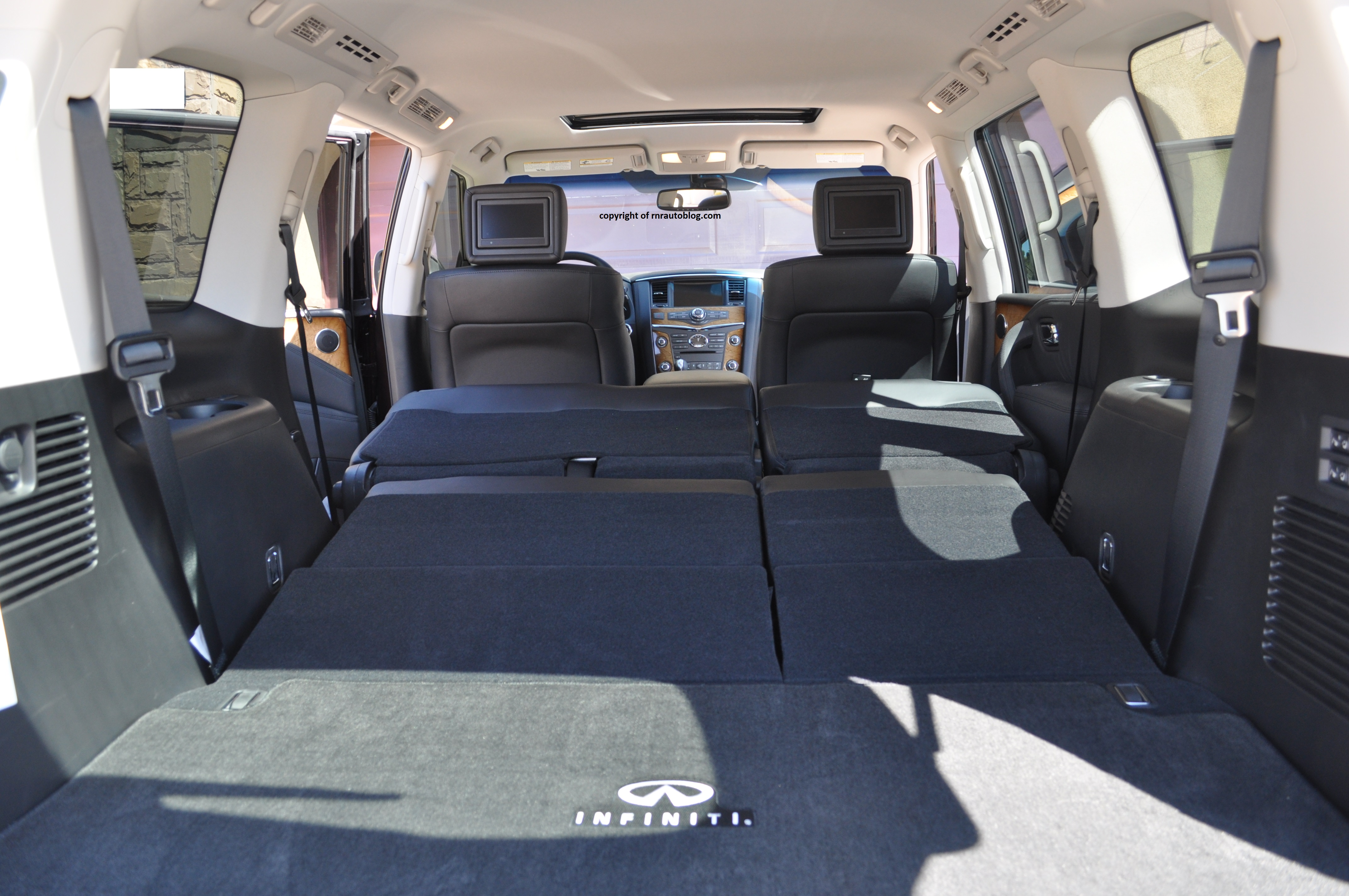 2007 infiniti qx56 interior images hd cars wallpaper 2013 infiniti qx56 review rnr automotive blog infiniti really did its homework with the second generation vanachro Images