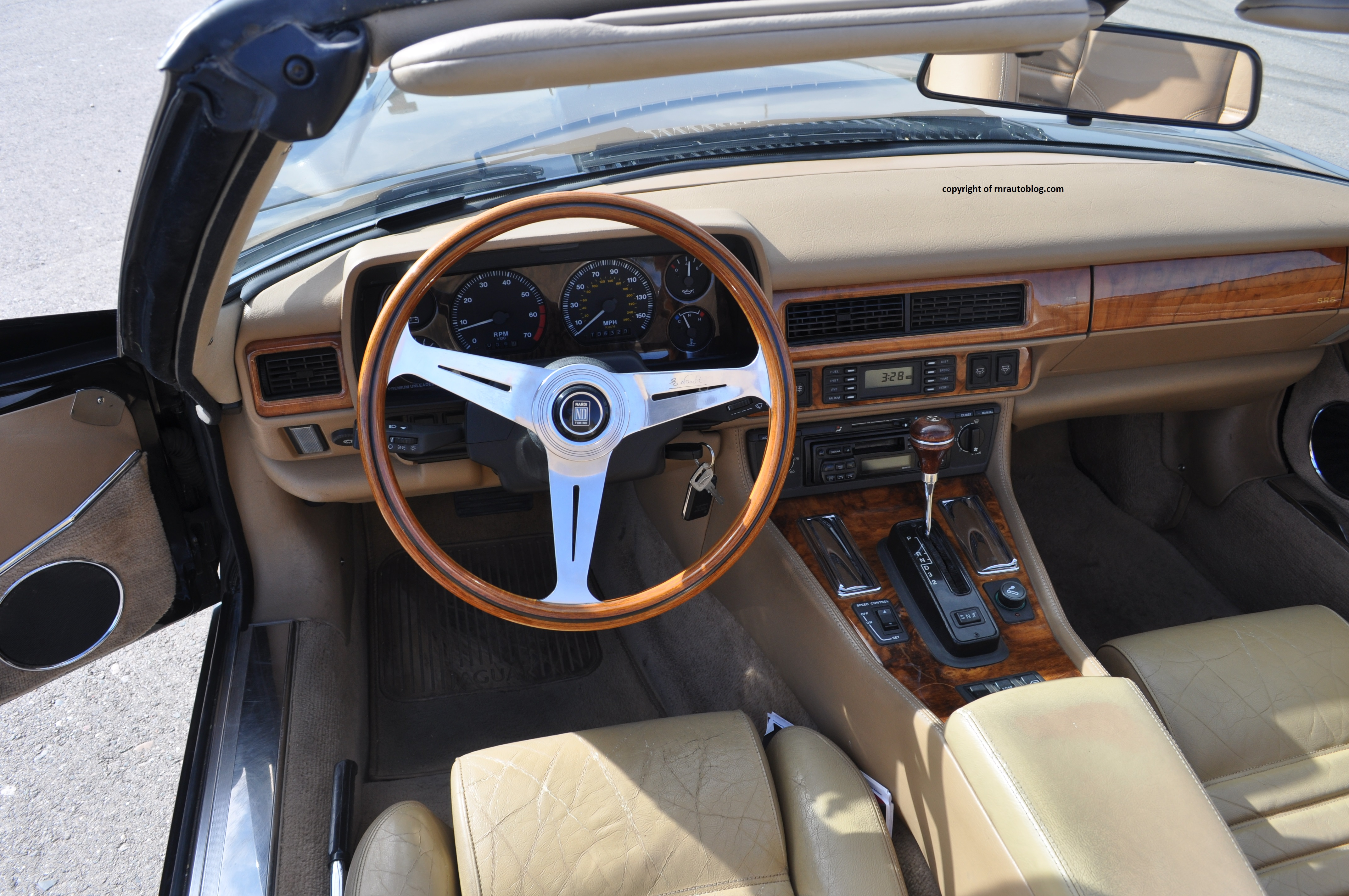 1994 Jaguar Xjs Convertible Review Rnr Automotive Blog