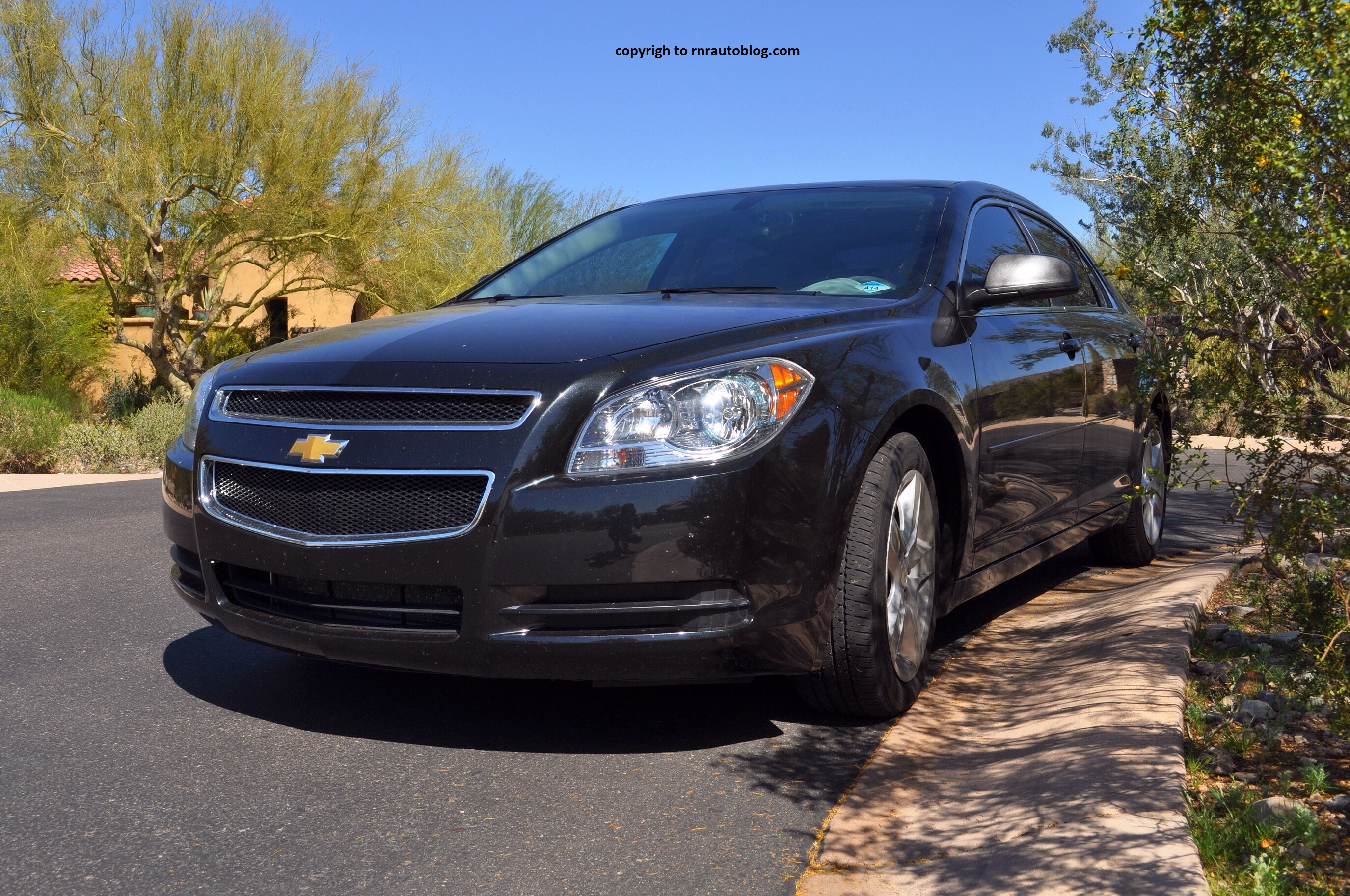 2012 Chevrolet Malibu Ls Review Rnr Automotive Blog