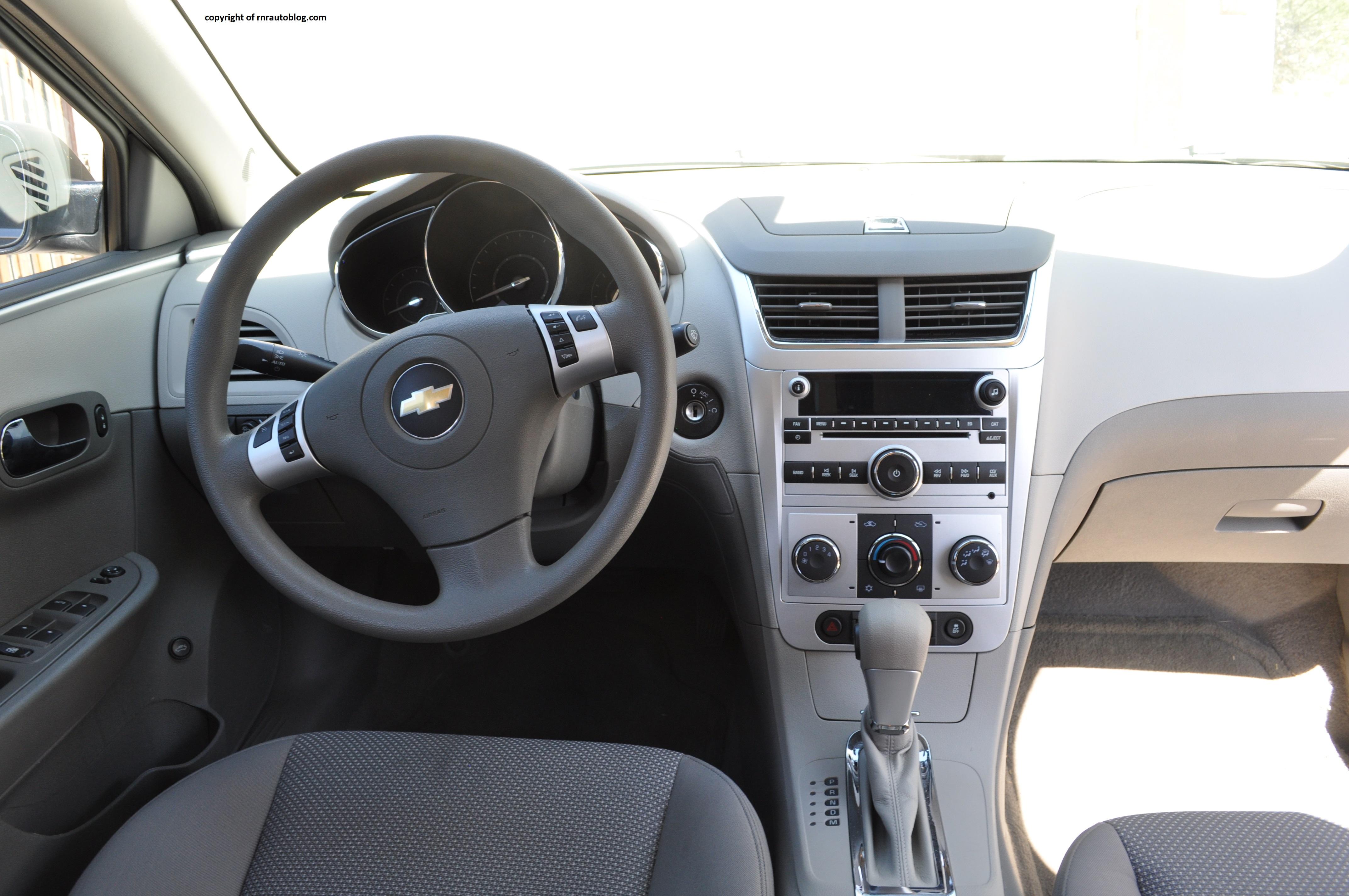 2014 Chevrolet Malibu Ls U003eu003e 2012 Chevrolet Malibu LS Review | RNR  Automotive Blog