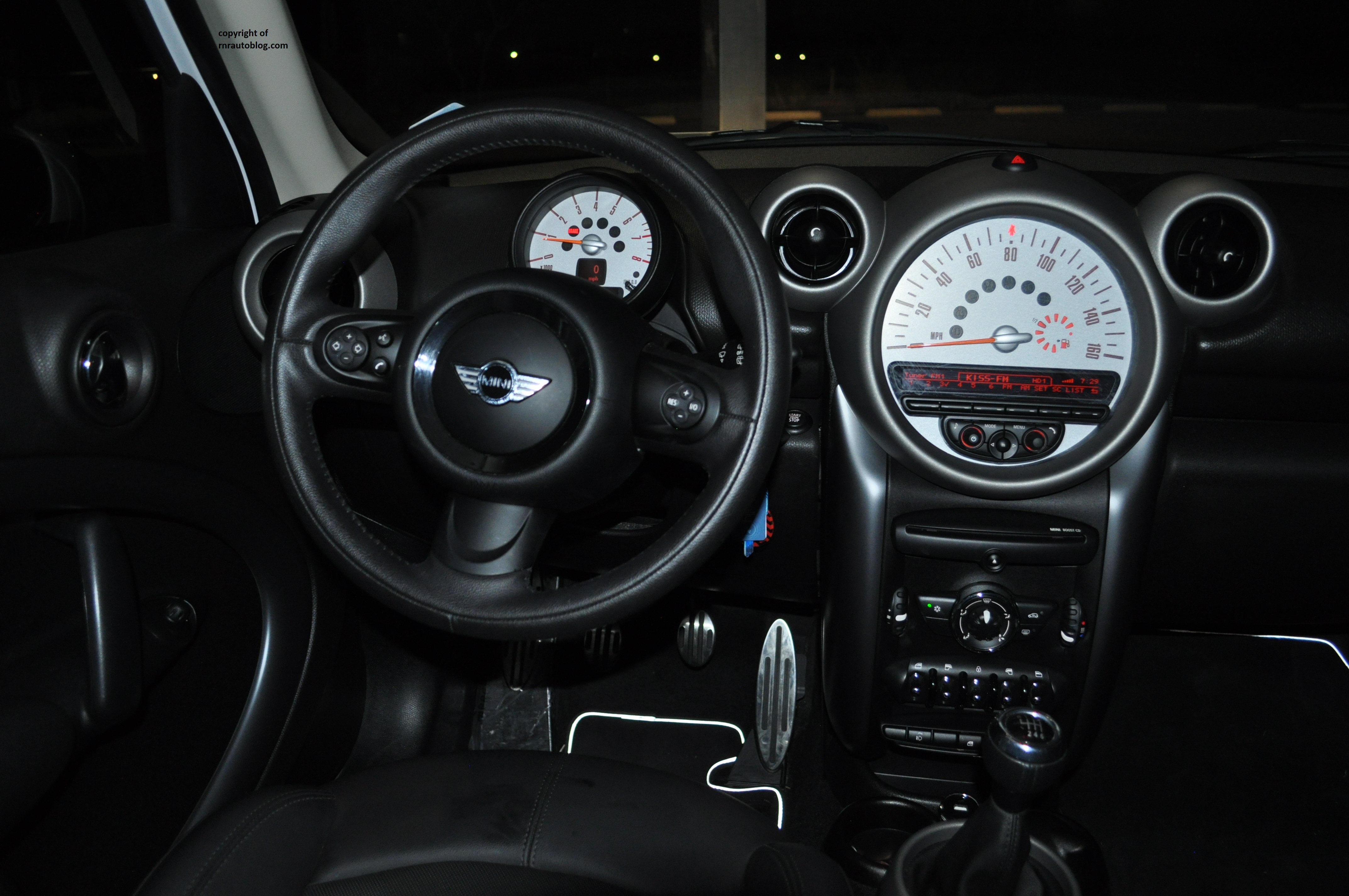 2012 mini cooper countryman s review rnr automotive blog 2014 mini cooper countryman interior