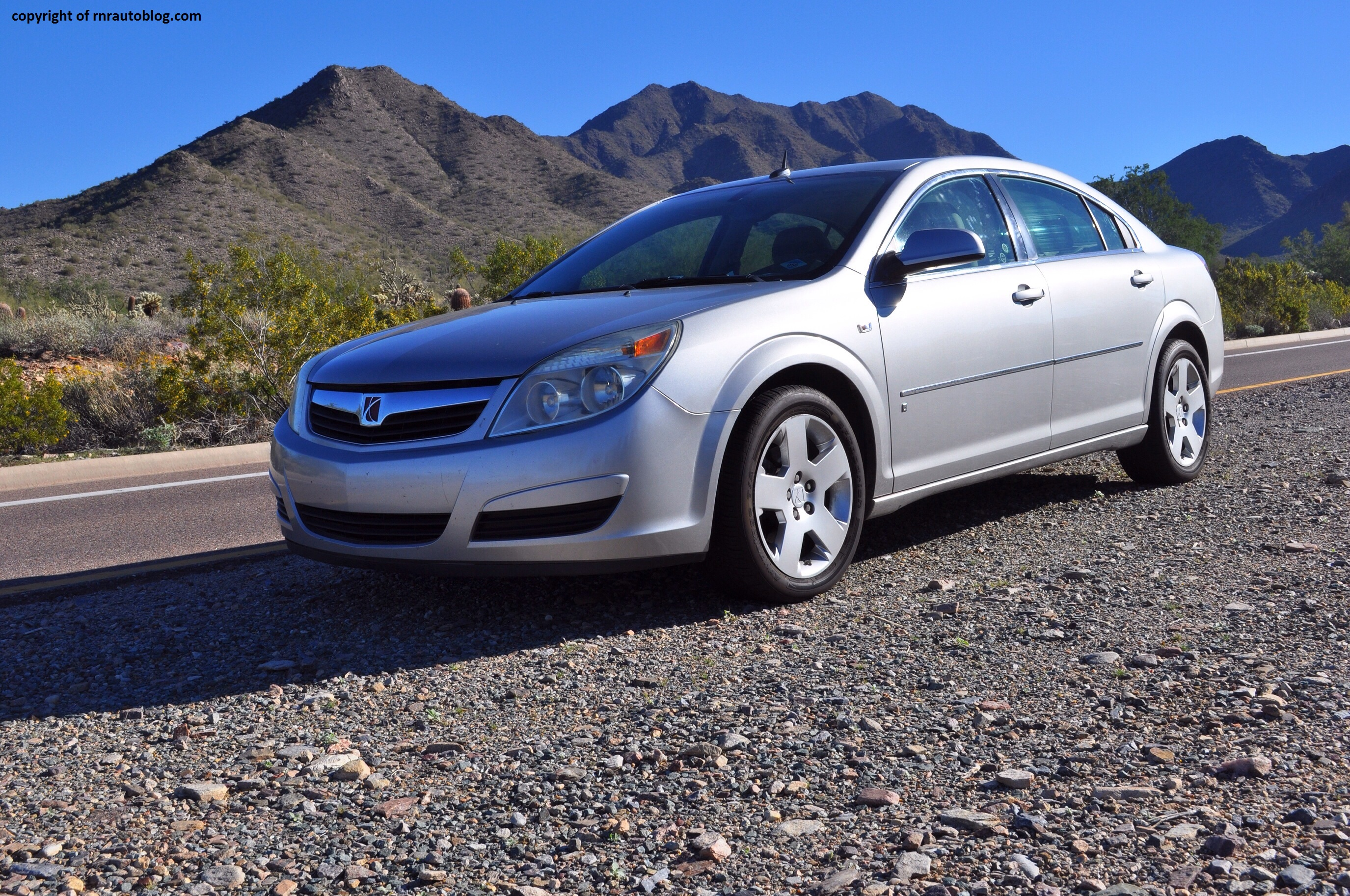 Saturn Aura Review >> 2007 Saturn Aura XE Review | RNR Automotive Blog