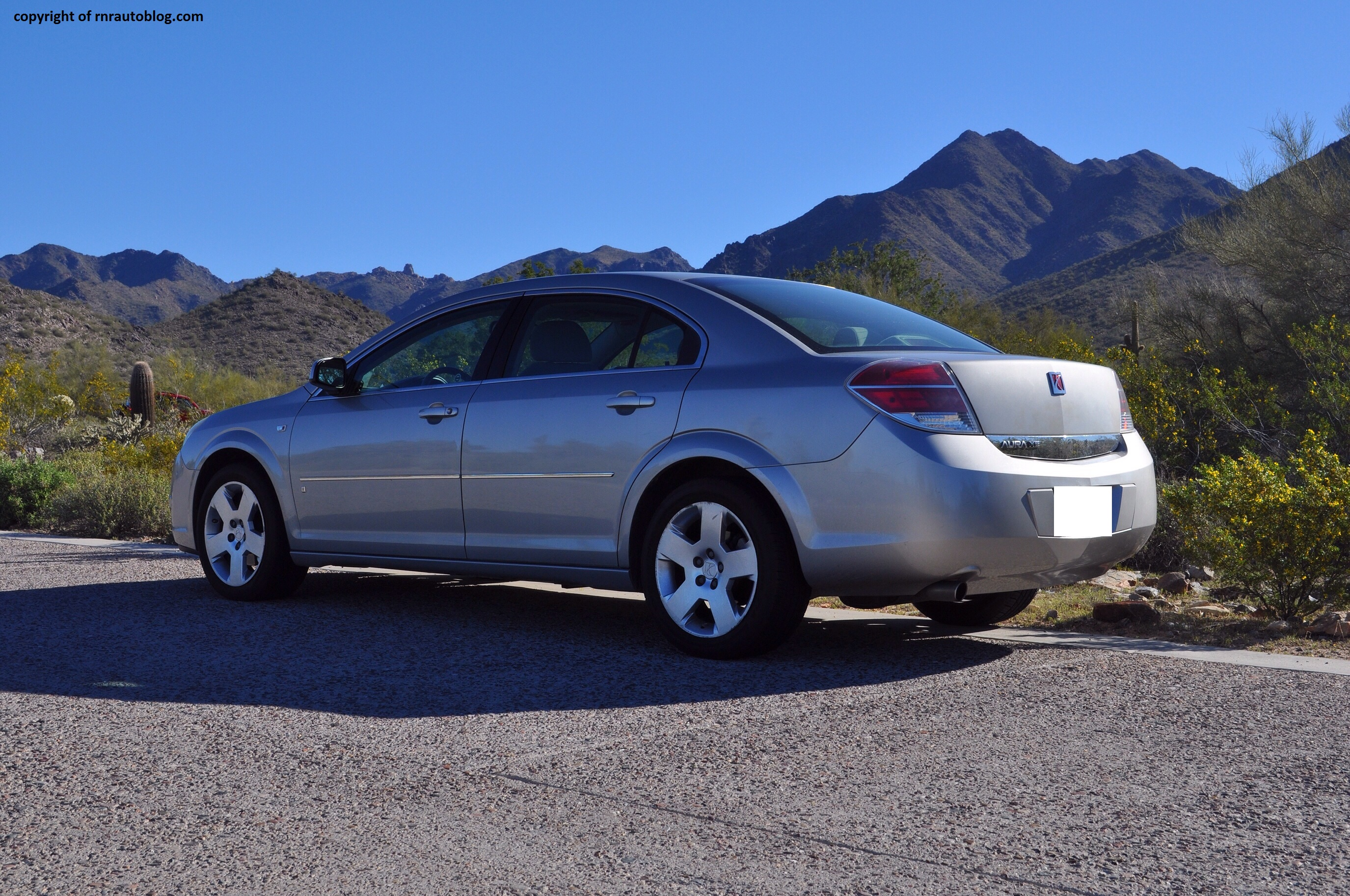 2007 saturn aura xe review