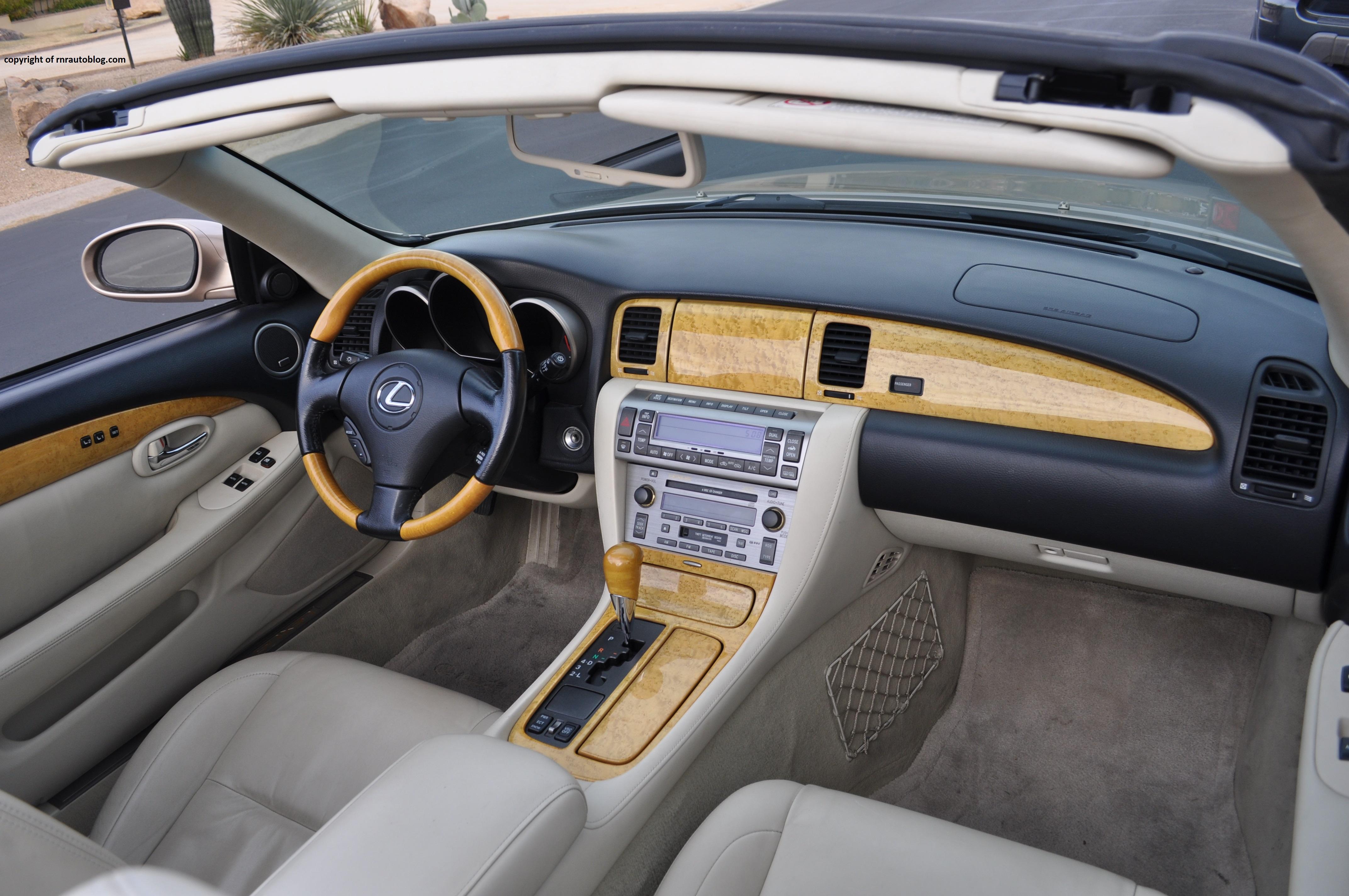 2006 Lexus SC430 Review