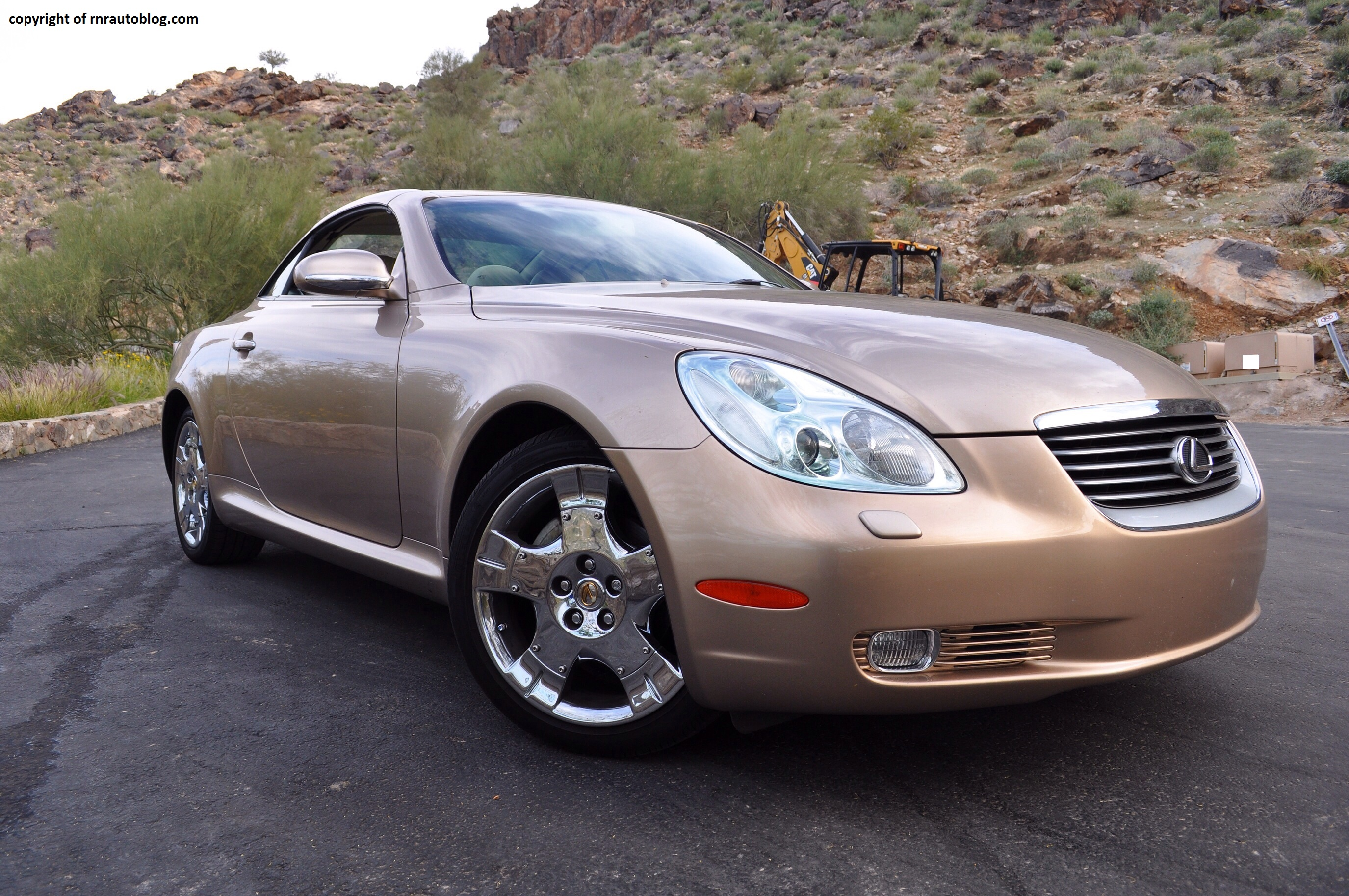 2006 Lexus SC430 Review