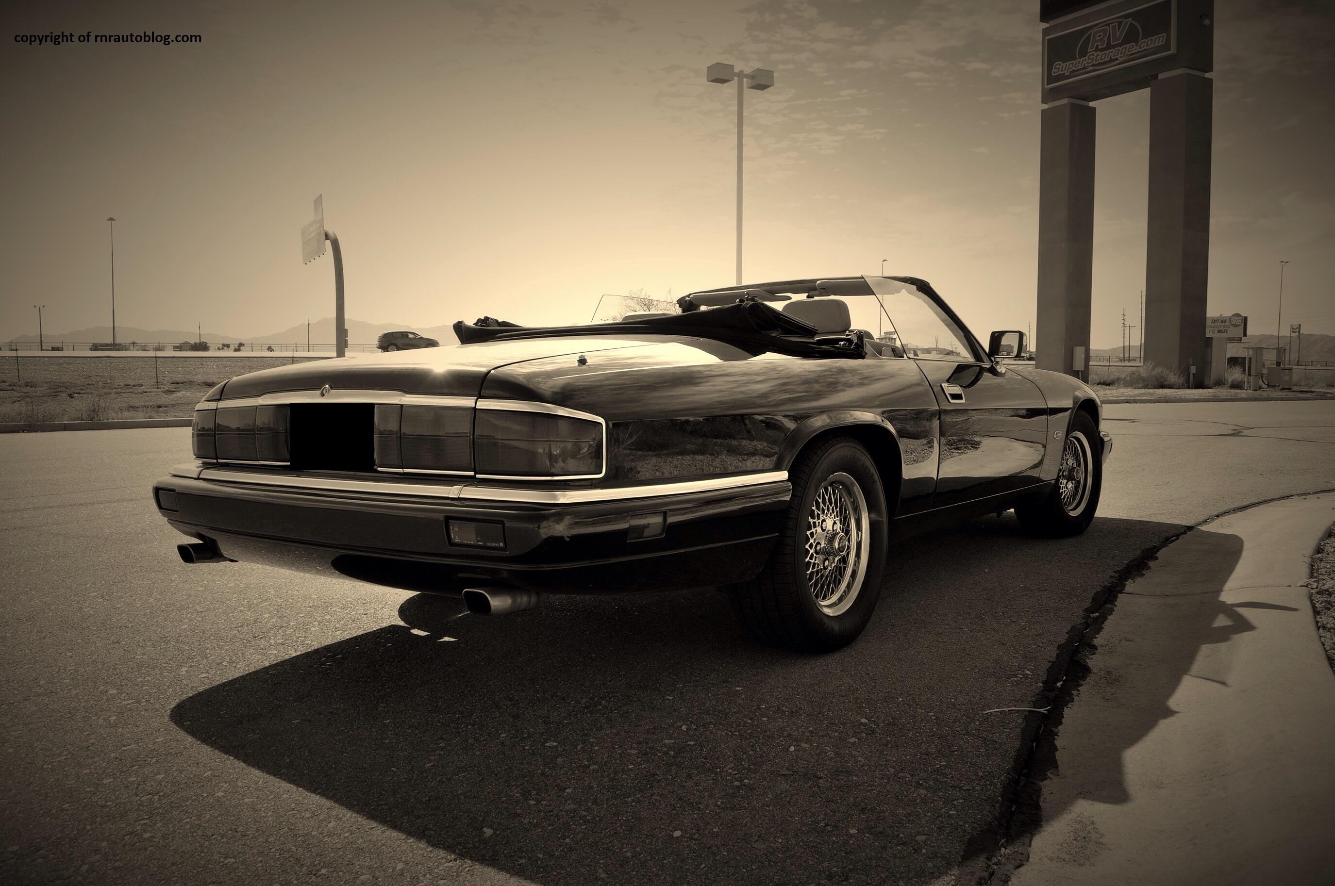 1994 Jaguar XJS Convertible Review | RNR Automotive Blog