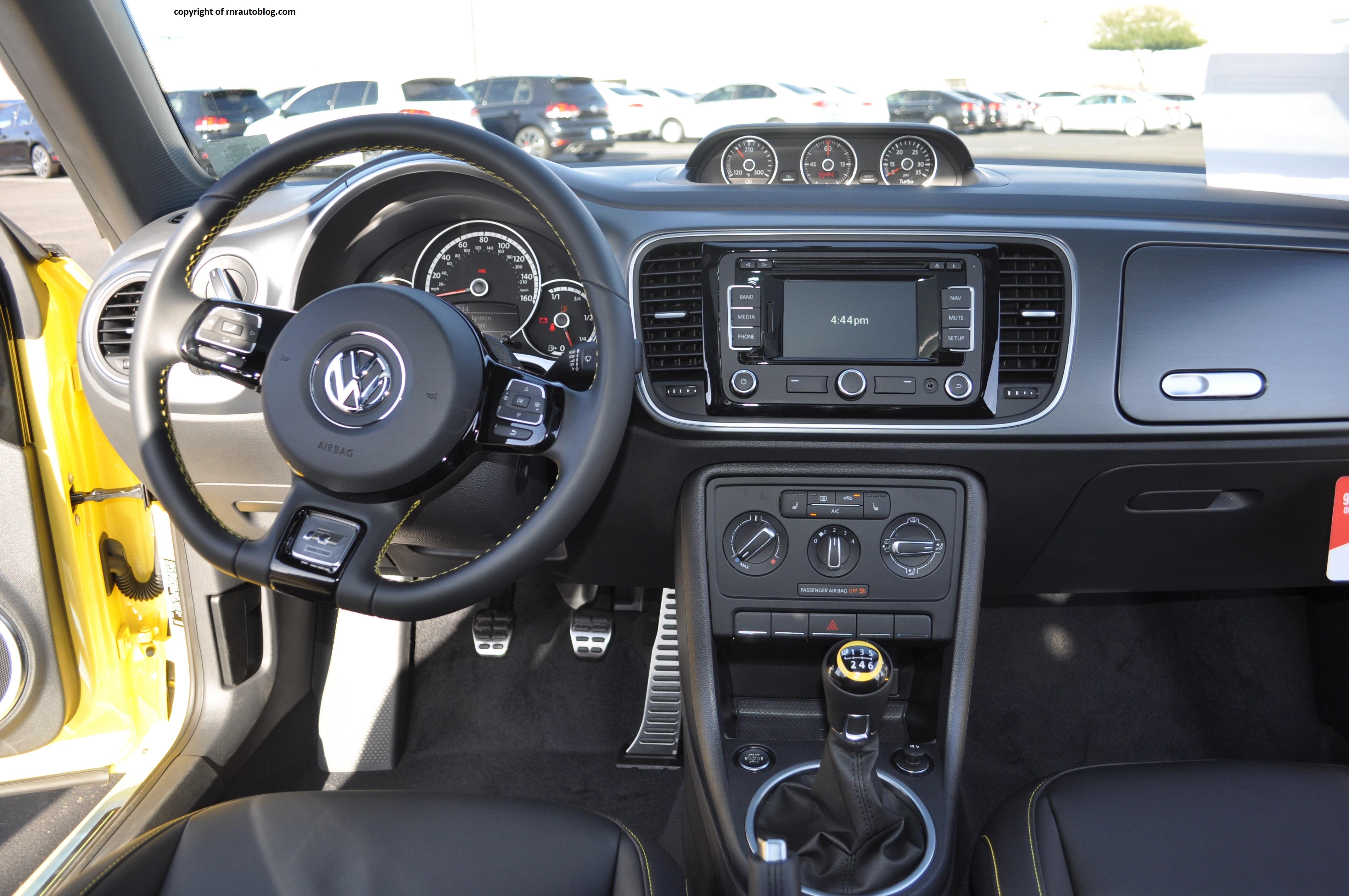 2014 Volkswagen Beetle Gsr Turbo Review Rnr Automotive Blog