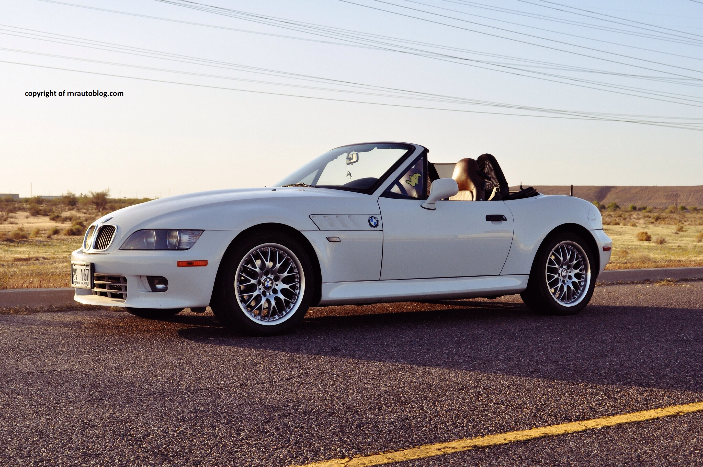 2000 bmw z3 review rnr automotive blog. Black Bedroom Furniture Sets. Home Design Ideas