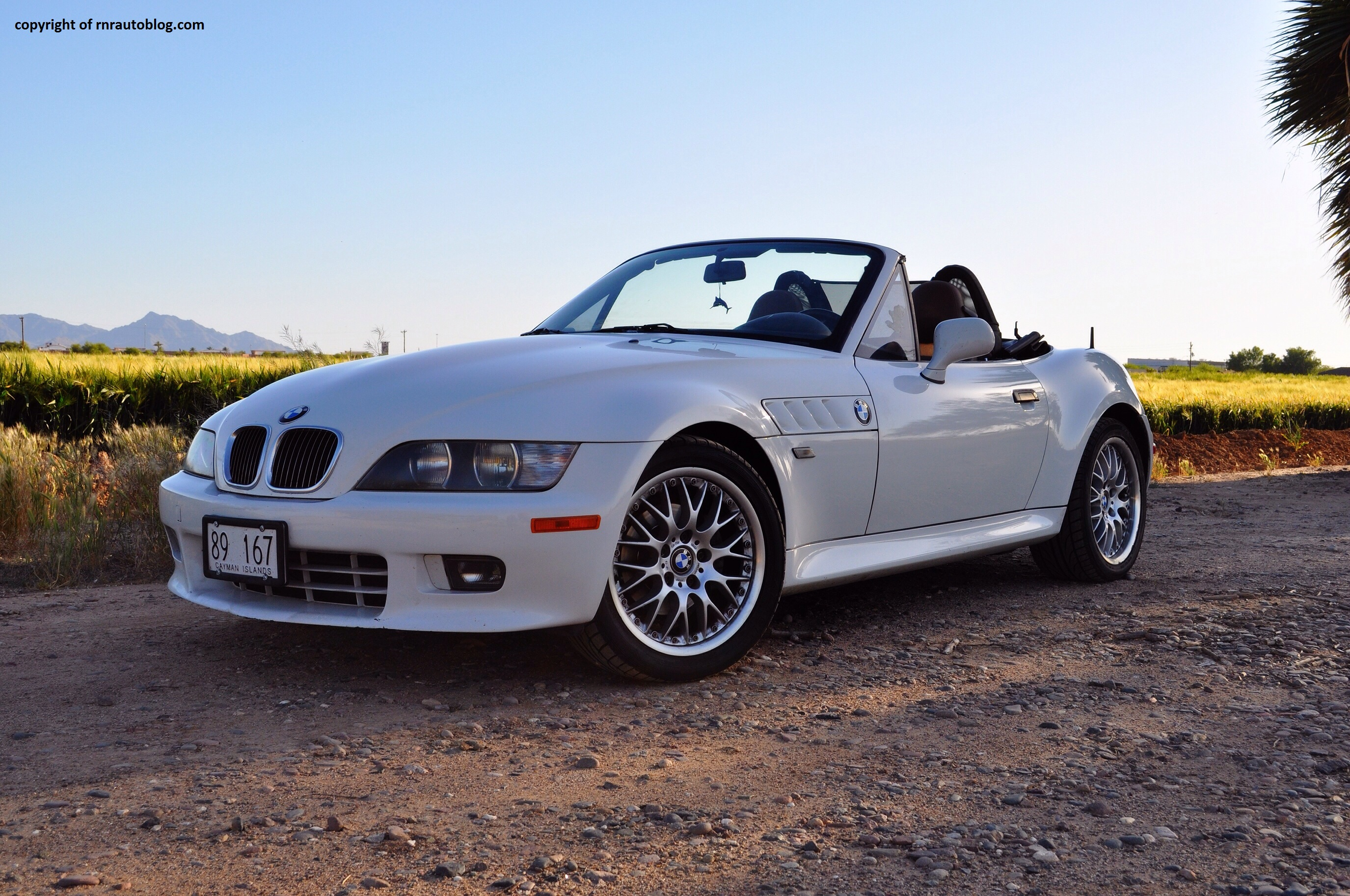 2000 Bmw Z3 Road Test Rnr Automotive Blog