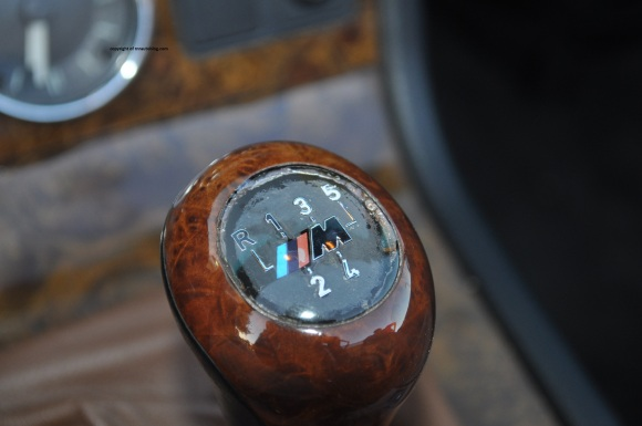bmw gear shifter
