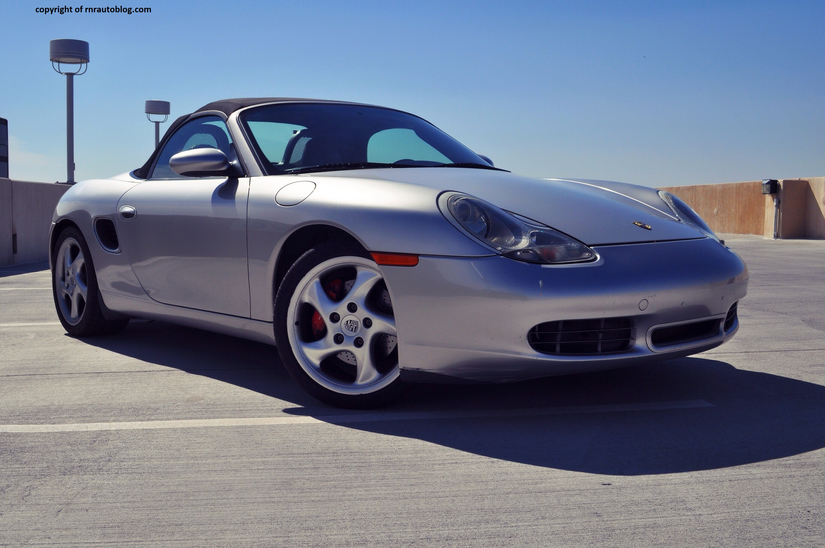 2001 porsche boxster s review rnr automotive blog. Black Bedroom Furniture Sets. Home Design Ideas