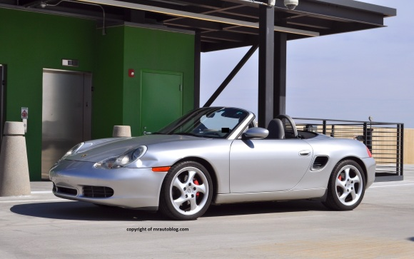 boxster 5