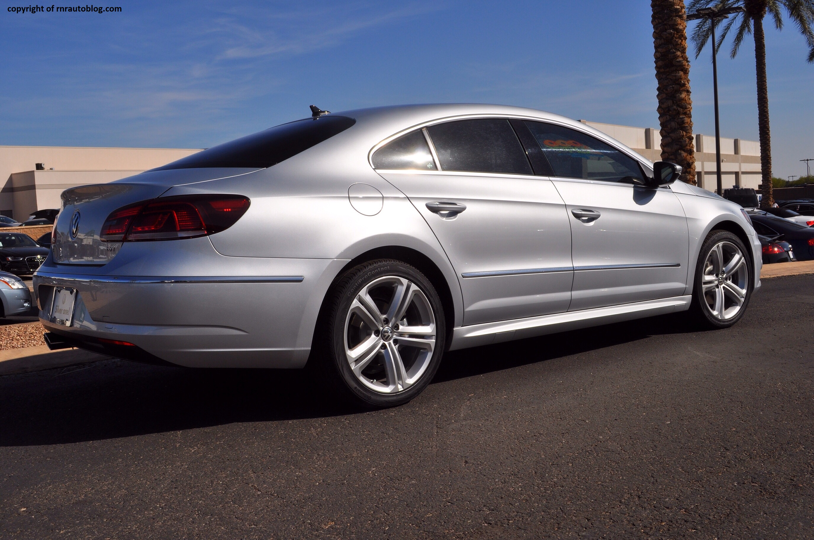 Volkswagen European Delivery >> 2014 Volkswagen CC R-Line Review | RNR Automotive Blog