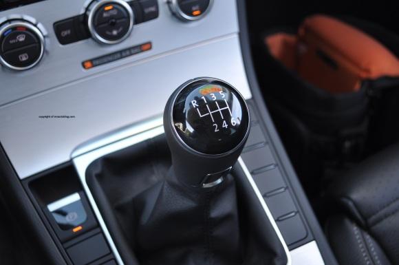 cc gear shifter