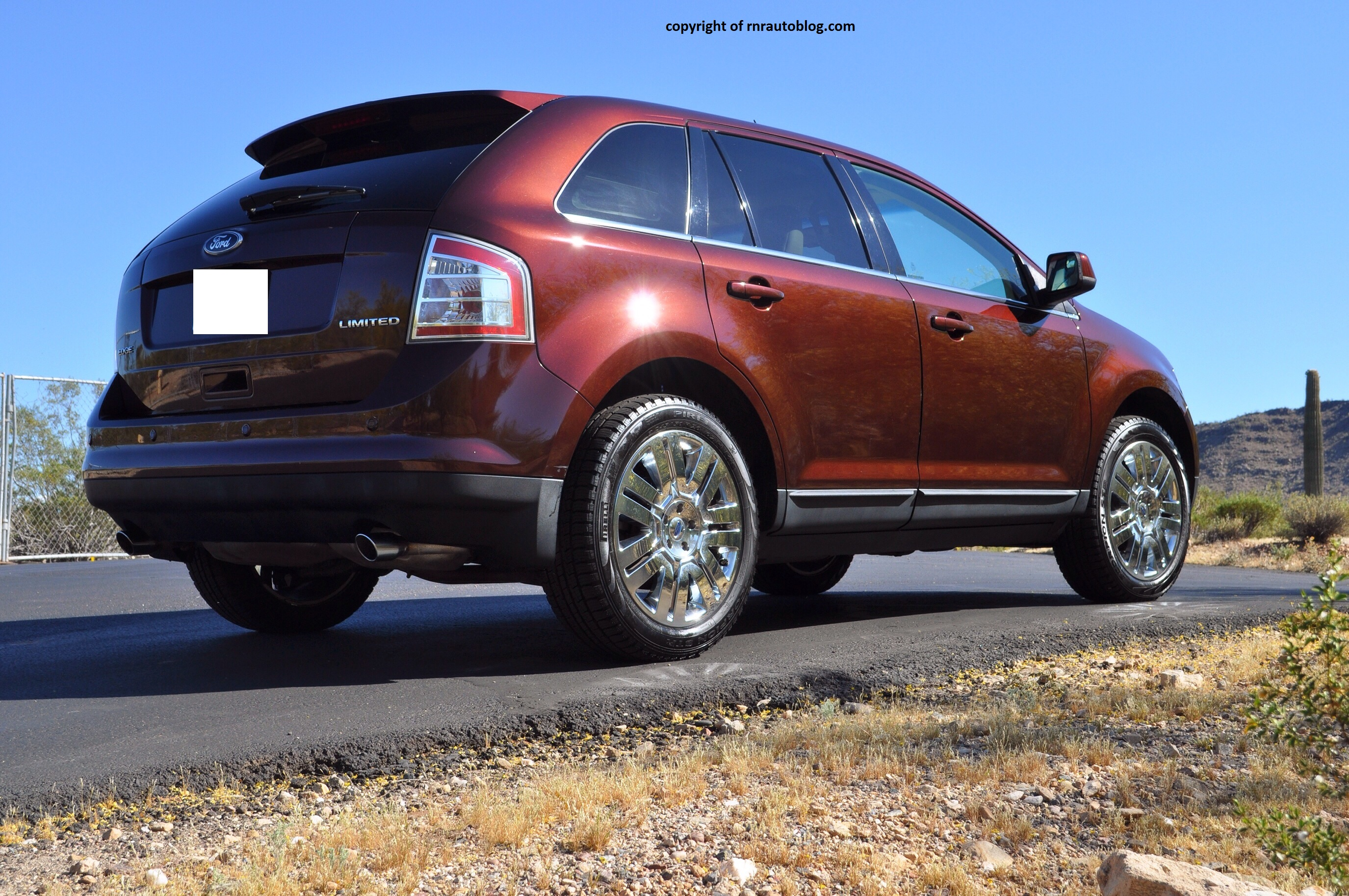 2010 Ford Edge Limited Review Rnr Automotive Blog