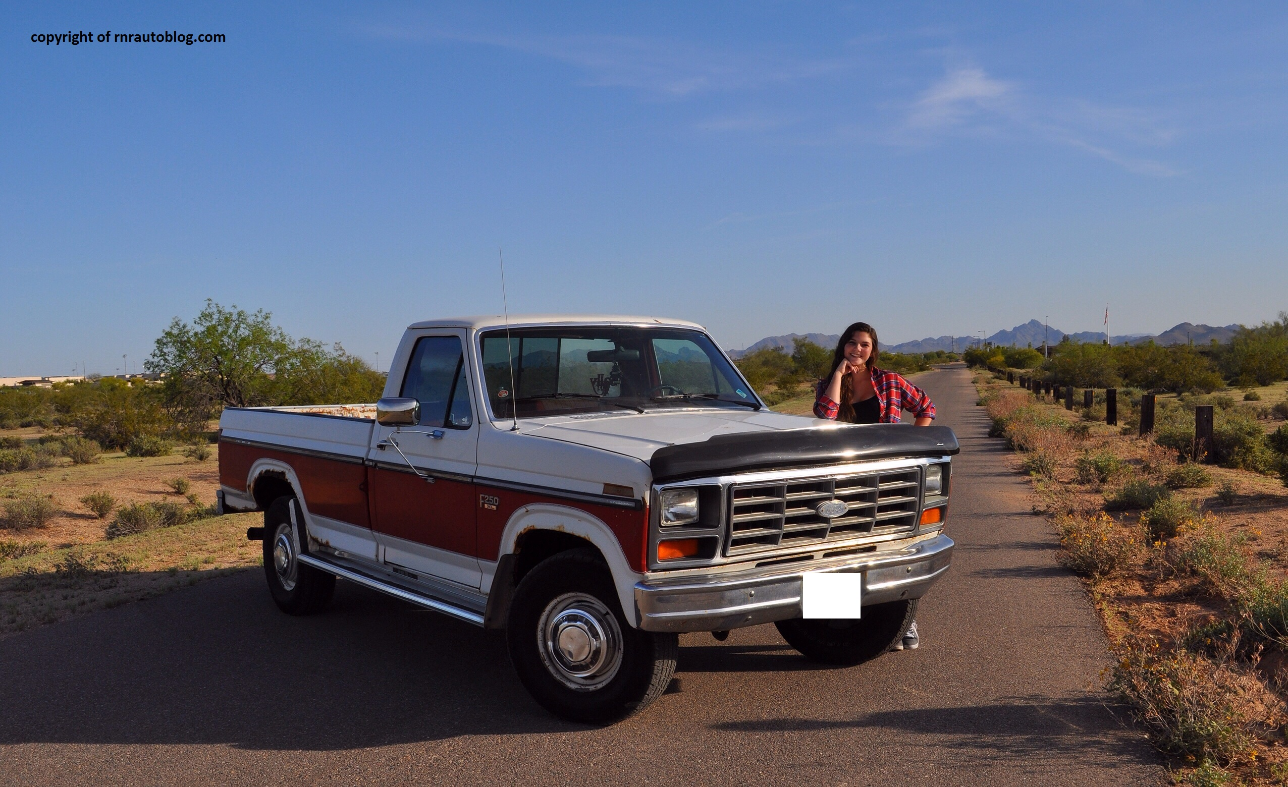 Ford Pick Up F150 >> 1985 ford f250 road test | RNR Automotive Blog