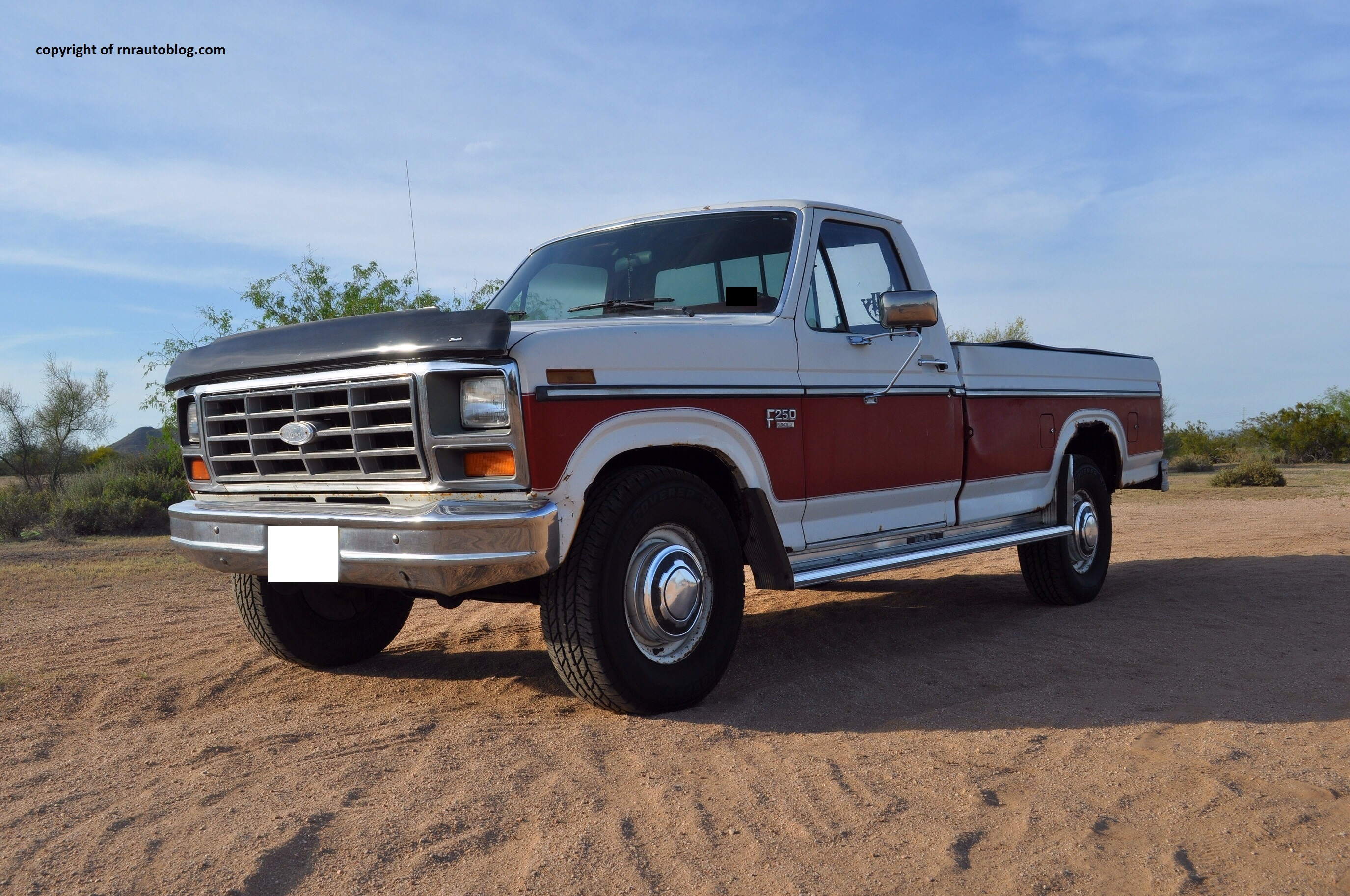 1985 Ford F250 XL Review | RNR Automotive Blog