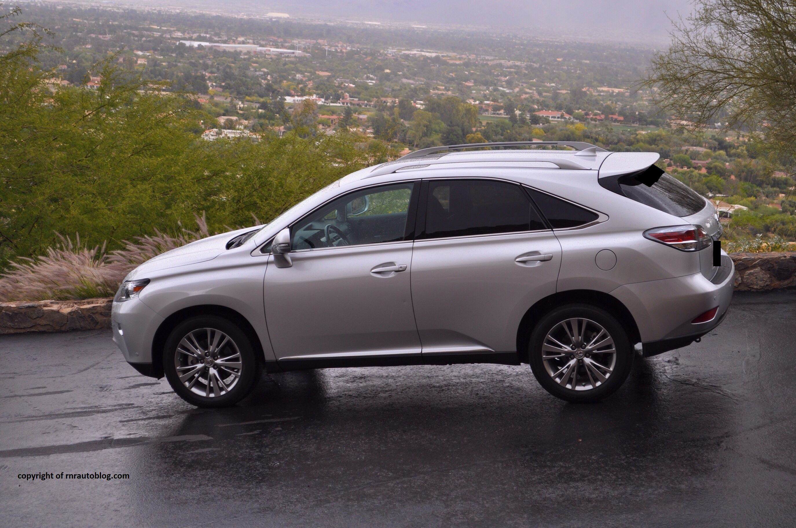 2014 Lexus RX350 Review