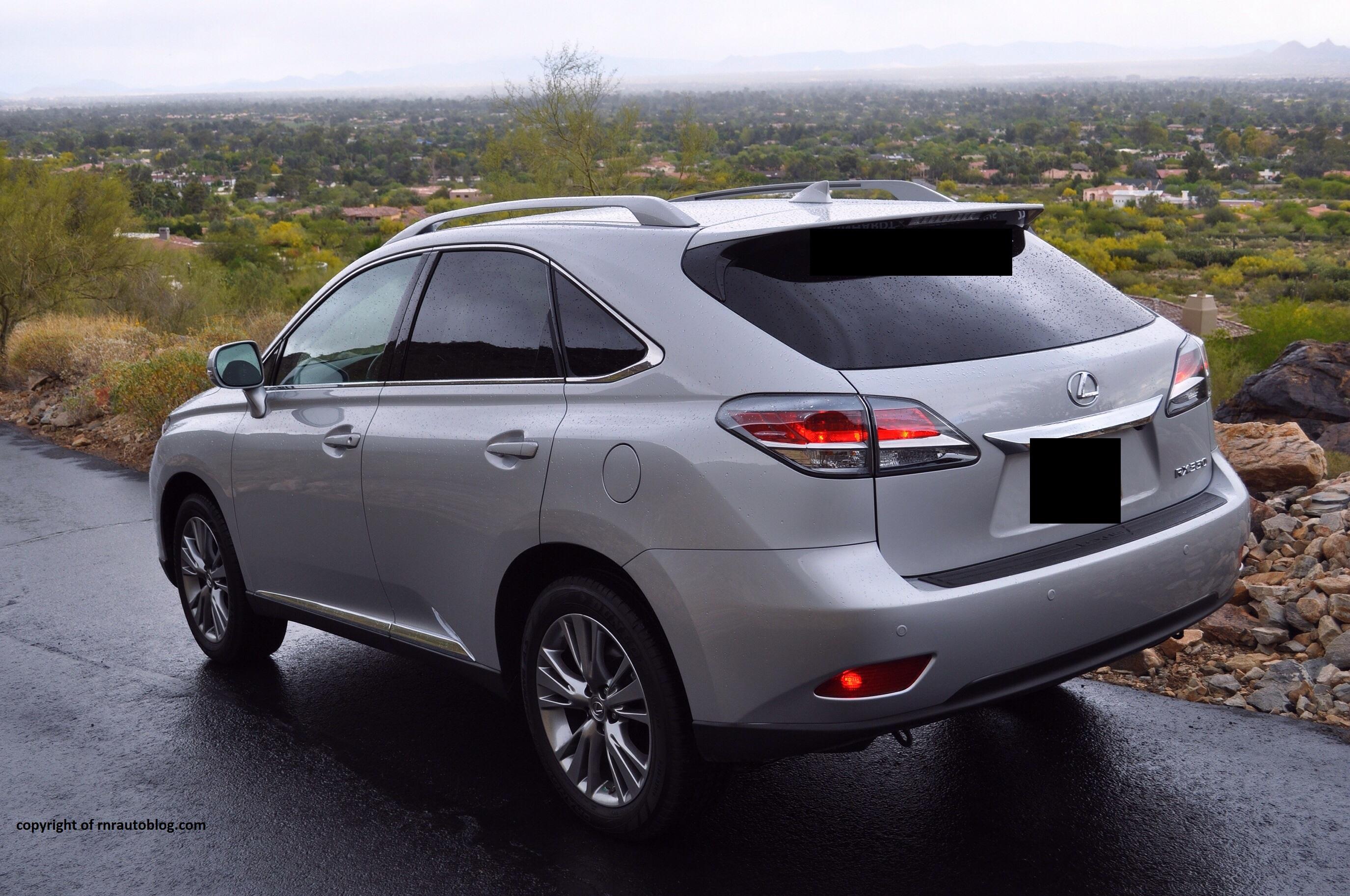 2014 Lexus RX350 Review