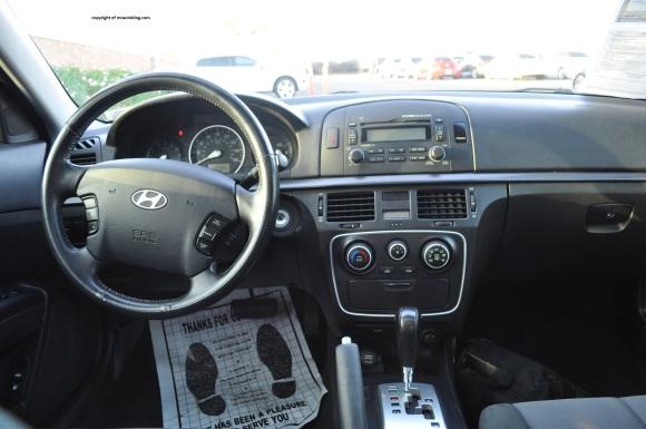 2008 hyundai sonata se v6 review rnr automotive blog. Black Bedroom Furniture Sets. Home Design Ideas
