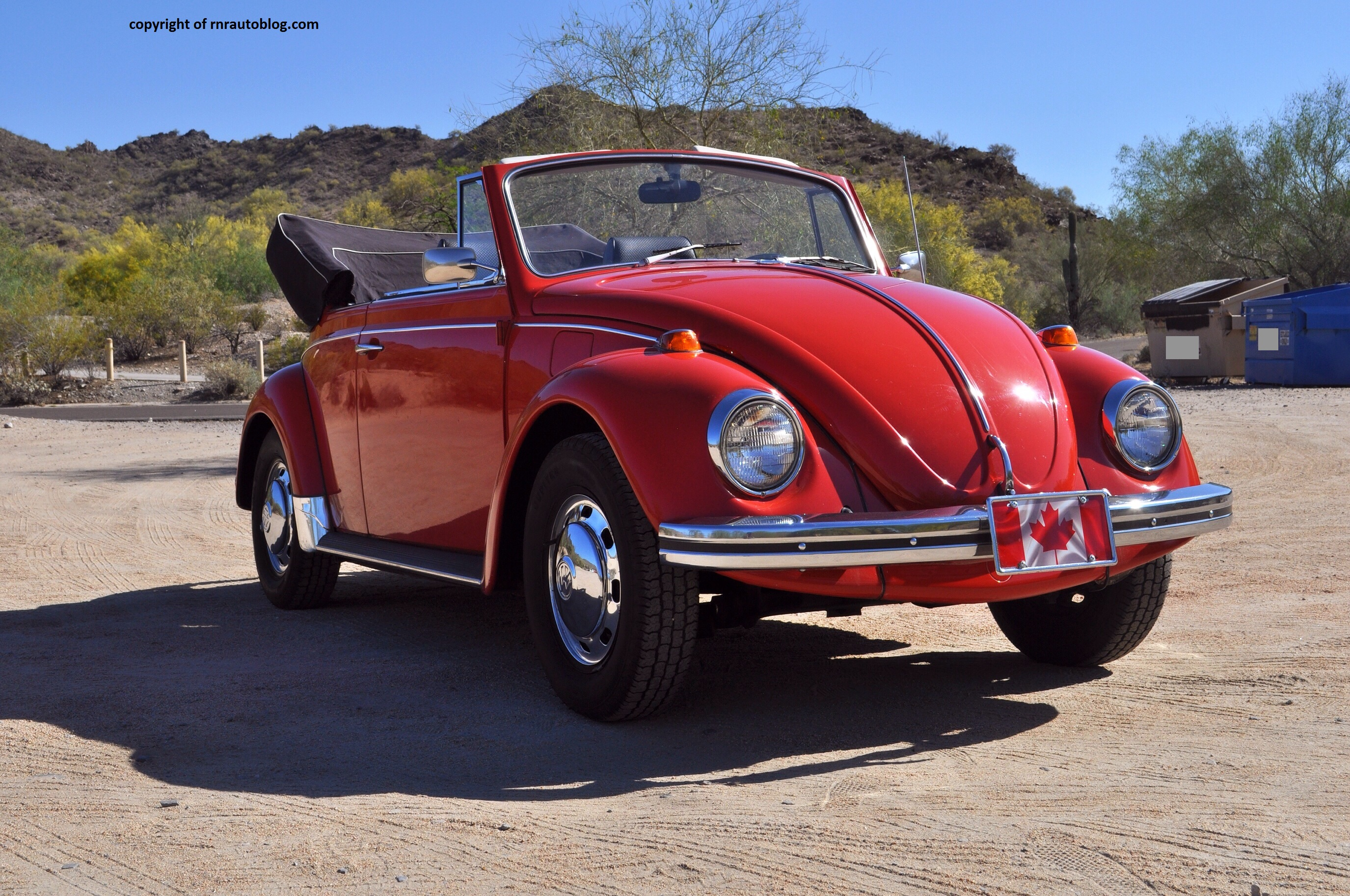 Vw Beetle Test >> 1969 Volkswagen Beetle Convertible Review | RNR Automotive Blog