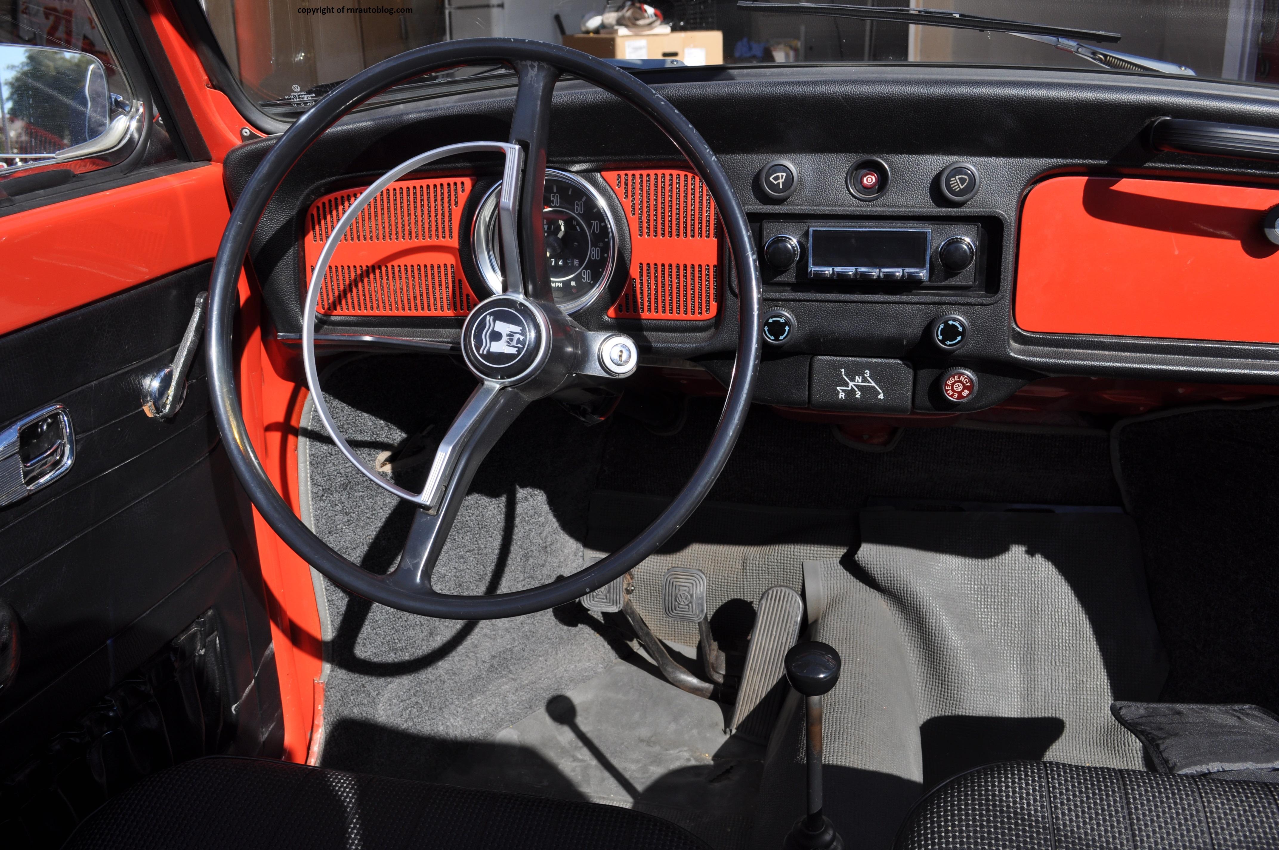 1969 Volkswagen Beetle Convertible Review Rnr Automotive