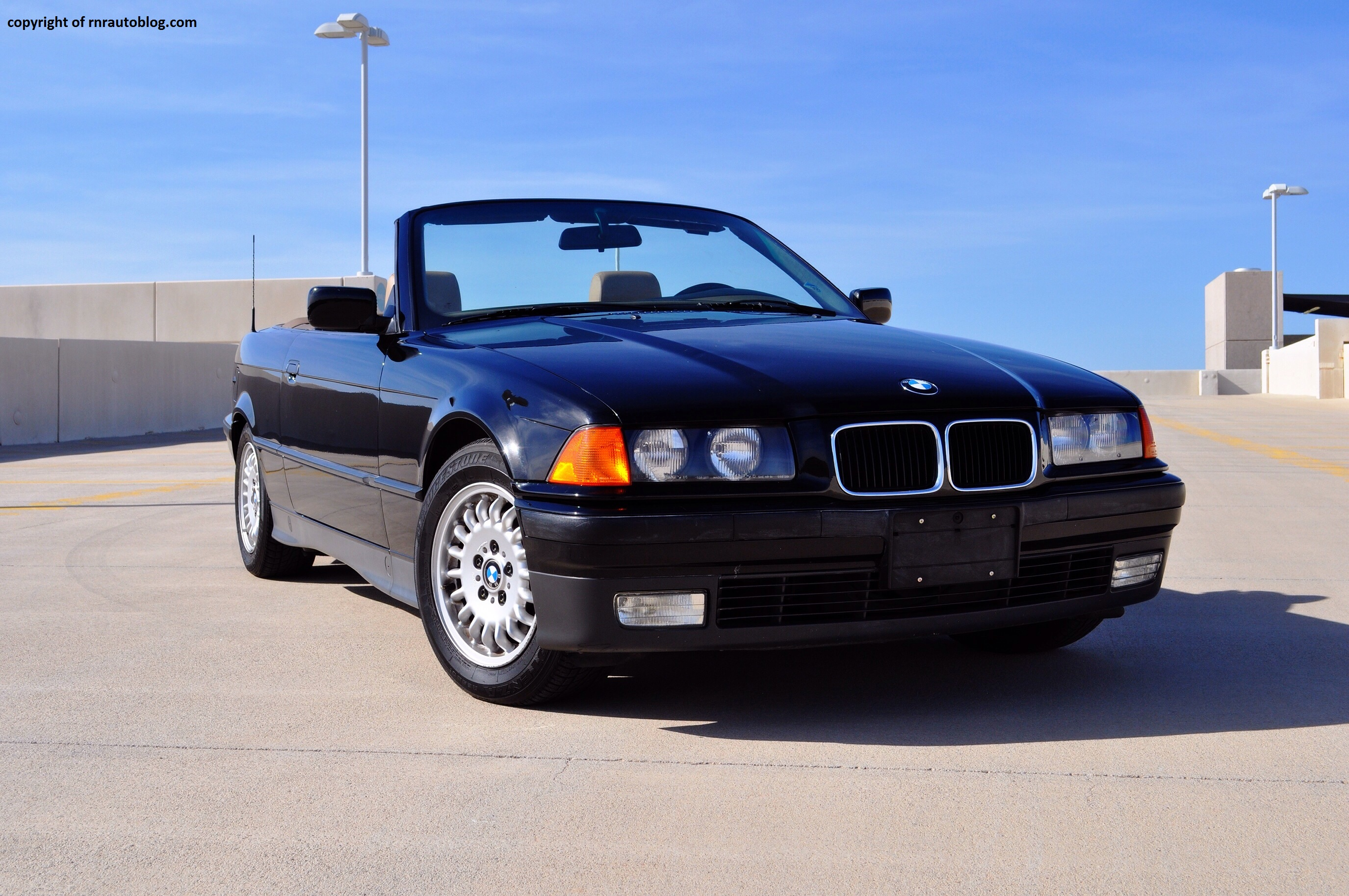 1994 Bmw 325i Convertible Review Rnr Automotive Blog