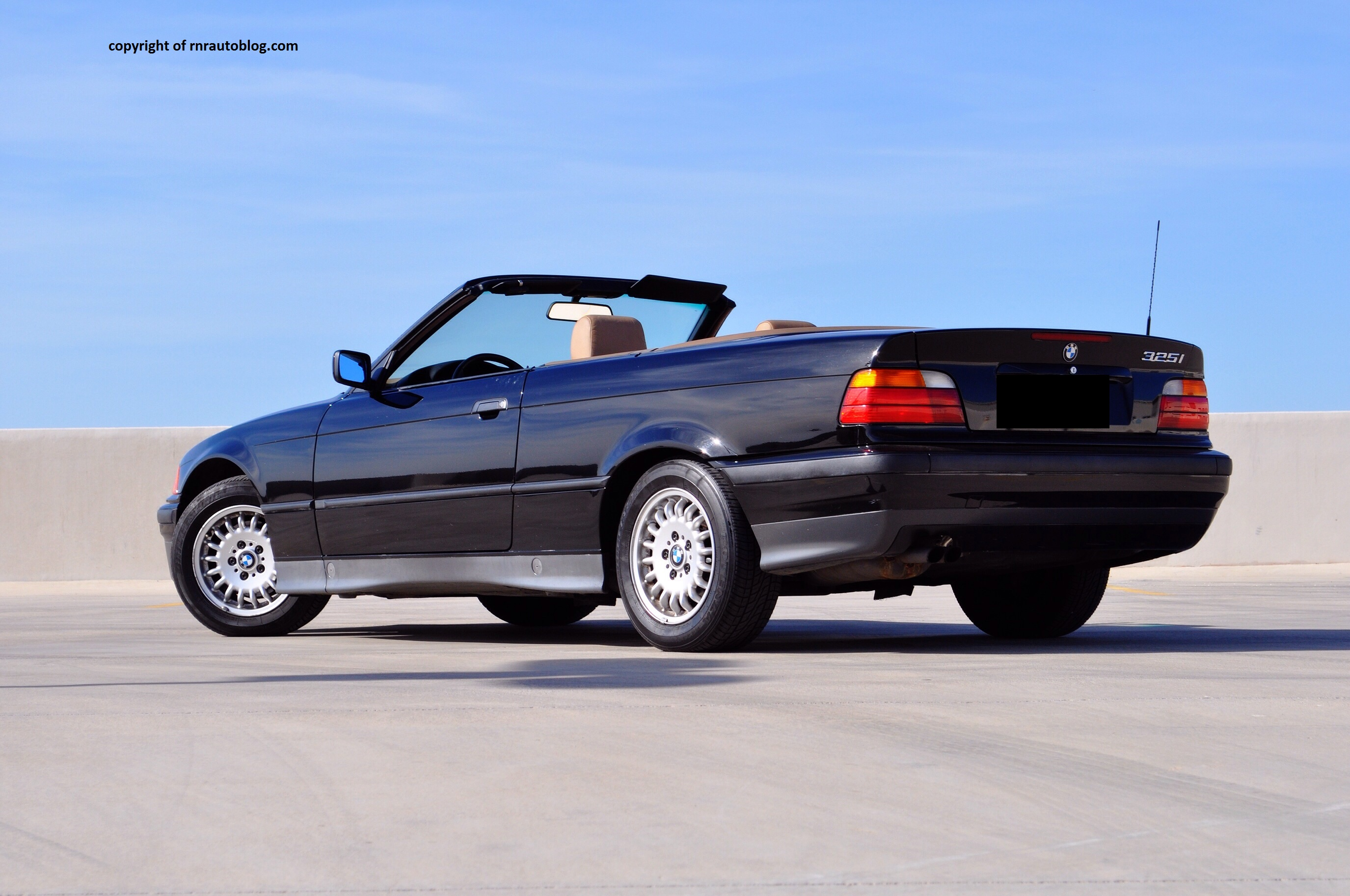1994 bmw 325i convertible review rnr automotive blog. Black Bedroom Furniture Sets. Home Design Ideas