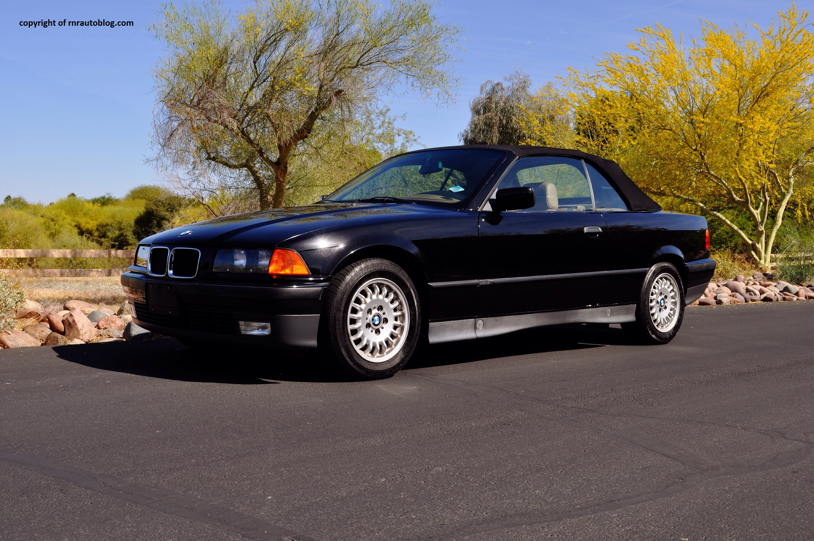 BMW I Convertible Review RNR Automotive Blog - 325i bmw convertible